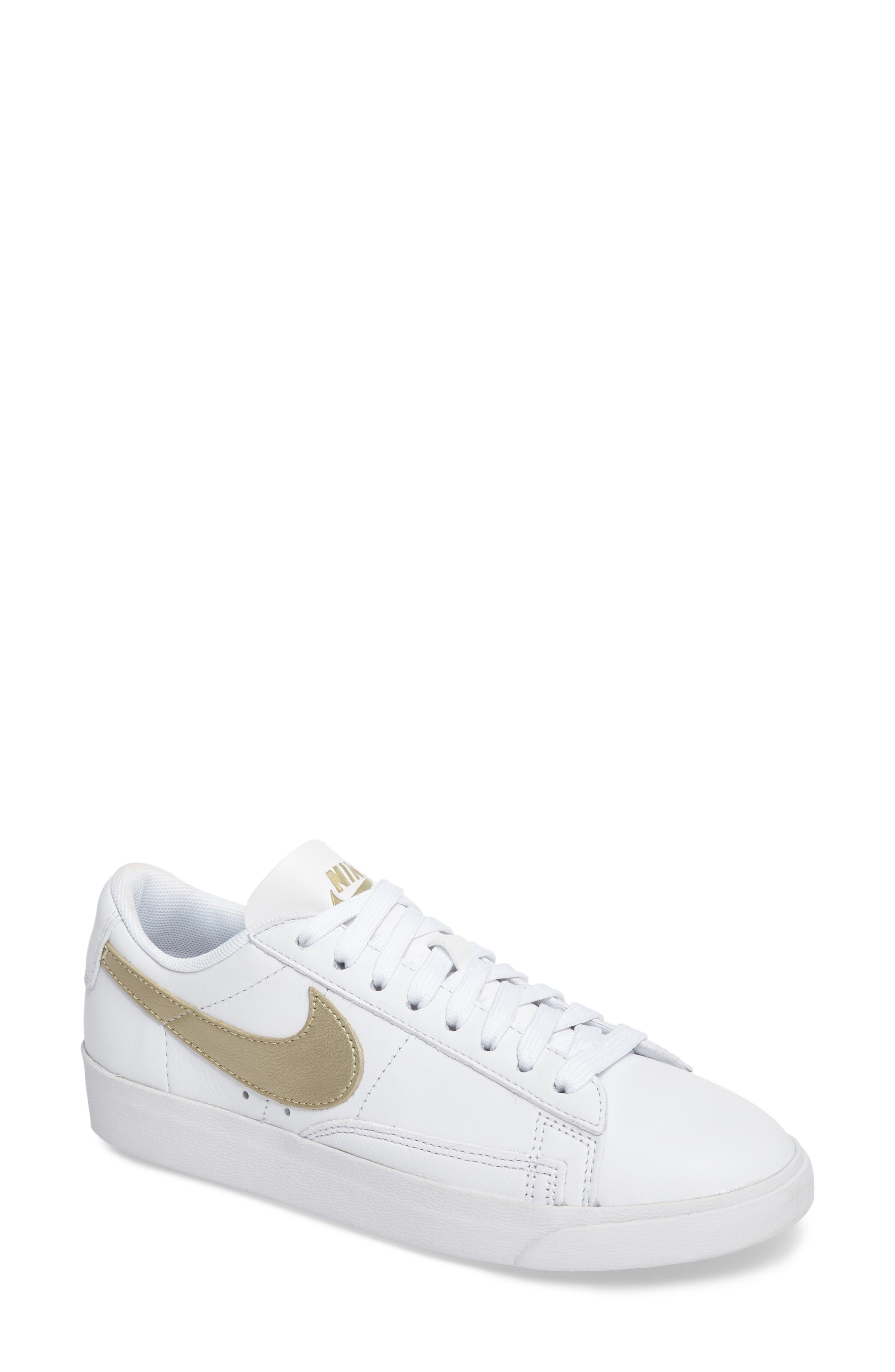 Alternate Image 1 Selected - Nike Blazer Low LE Basketball Shoe (Women)