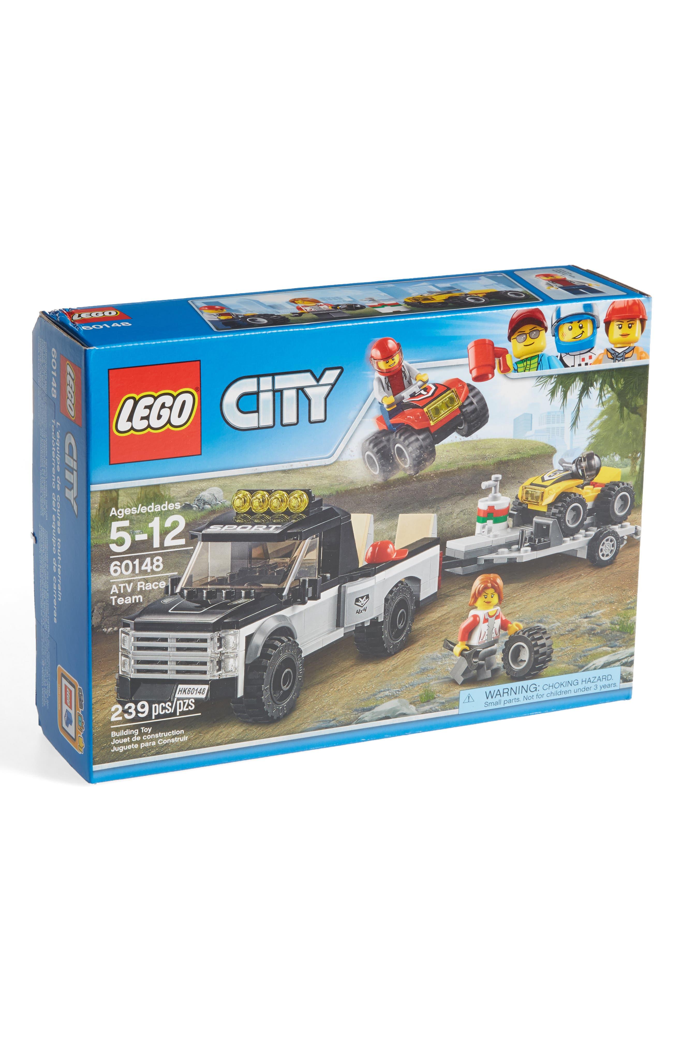 City ATV Race Team - 60148,                         Main,                         color, Blue