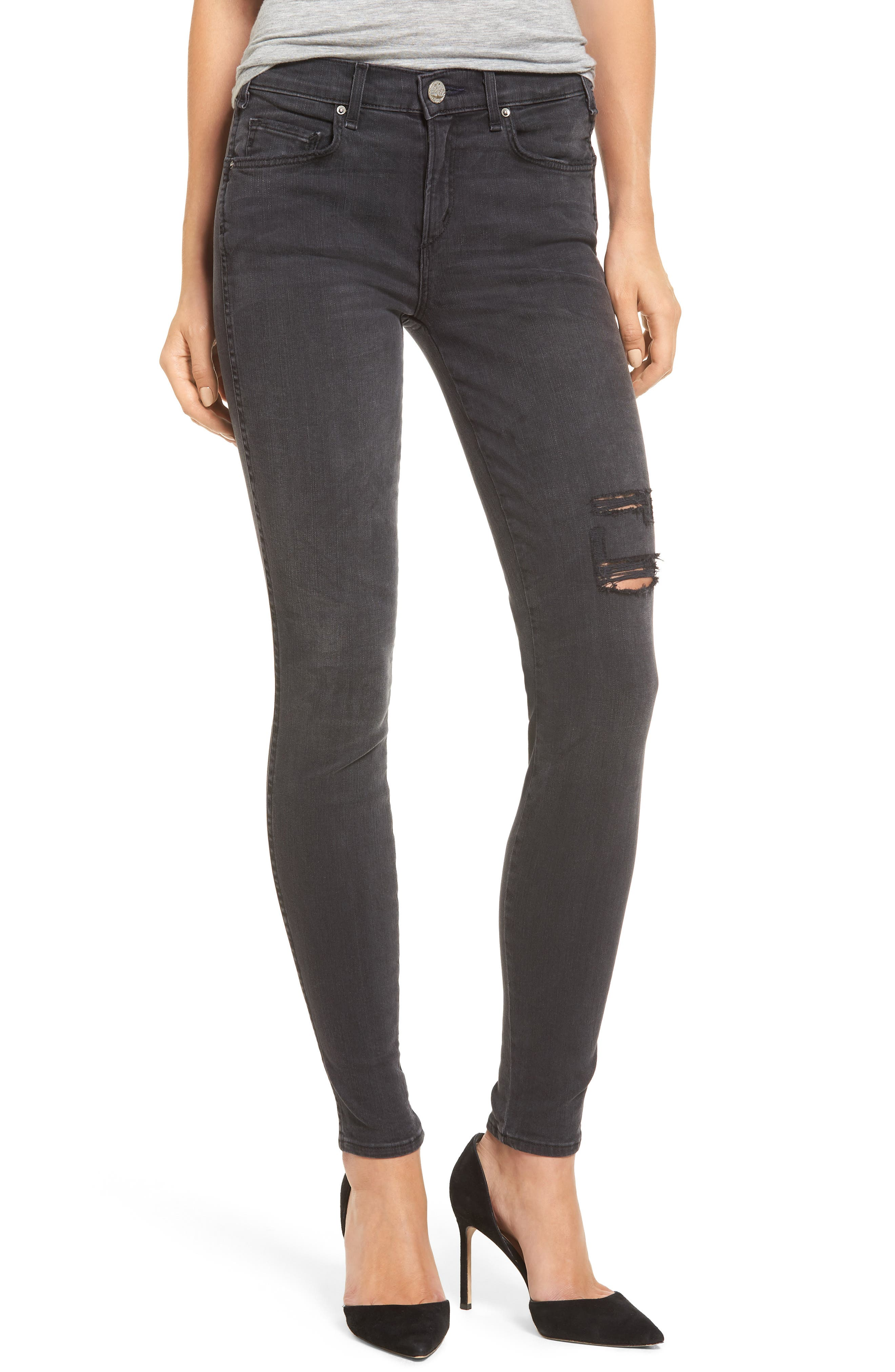 Newton Skinny Jeans,                         Main,                         color, Las Pozas