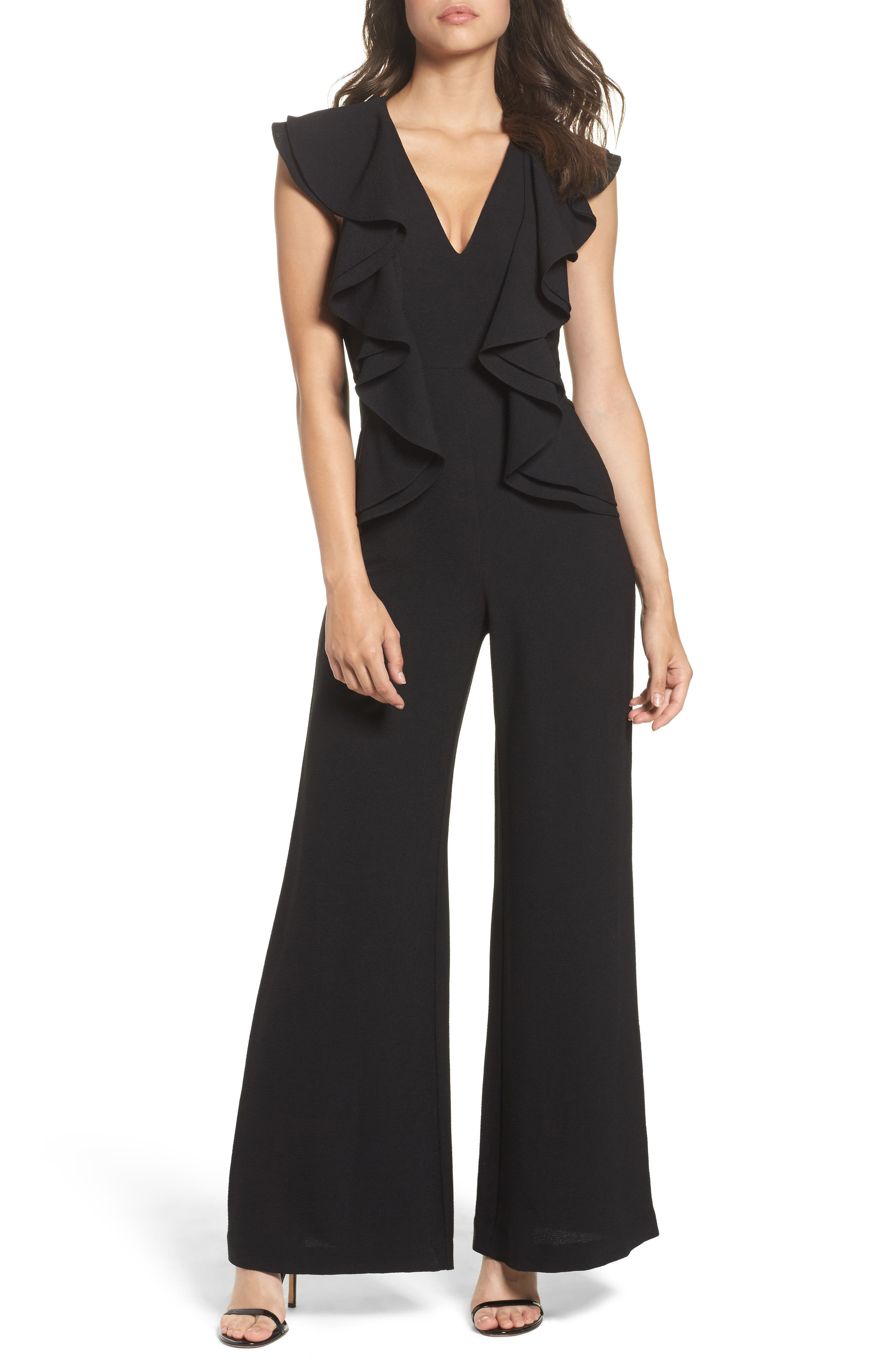 C/MEO Collective Metal Clouds Jumpsuit