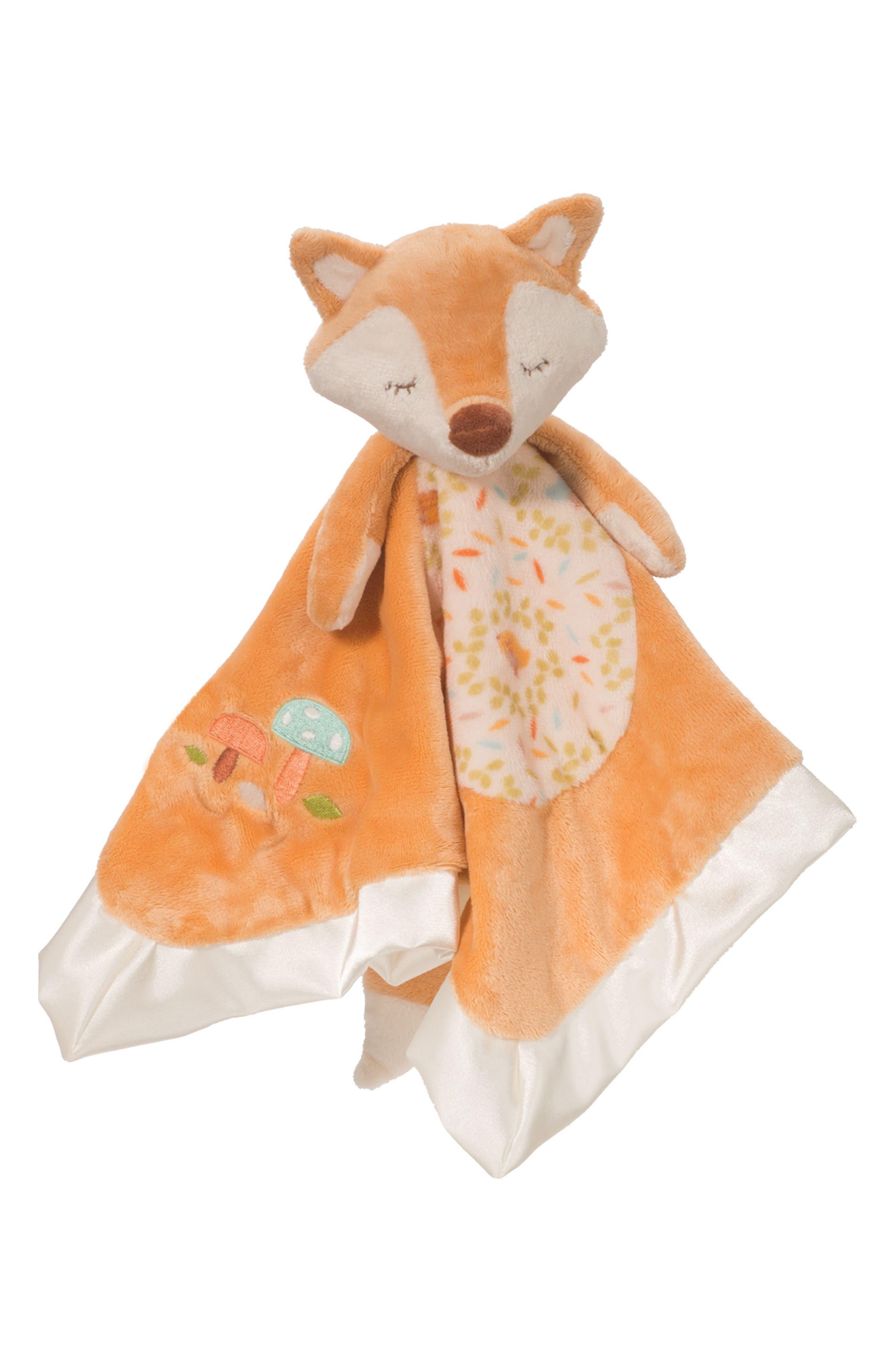 Douglas Fox Stuffed Animal Soother