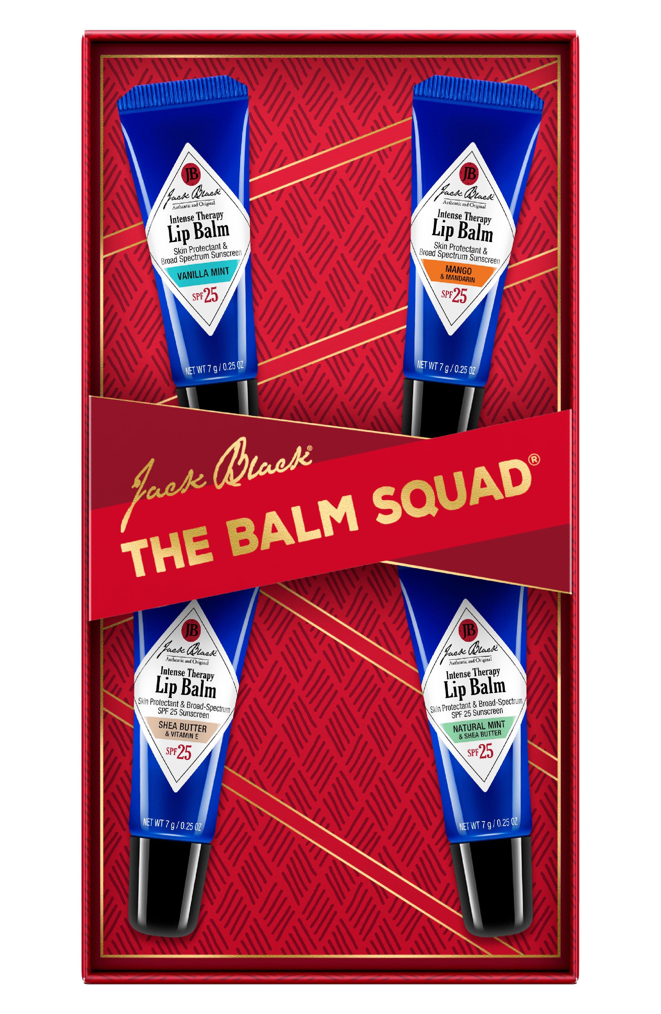 Jack Black The Balm Squad Set ($30 Value)