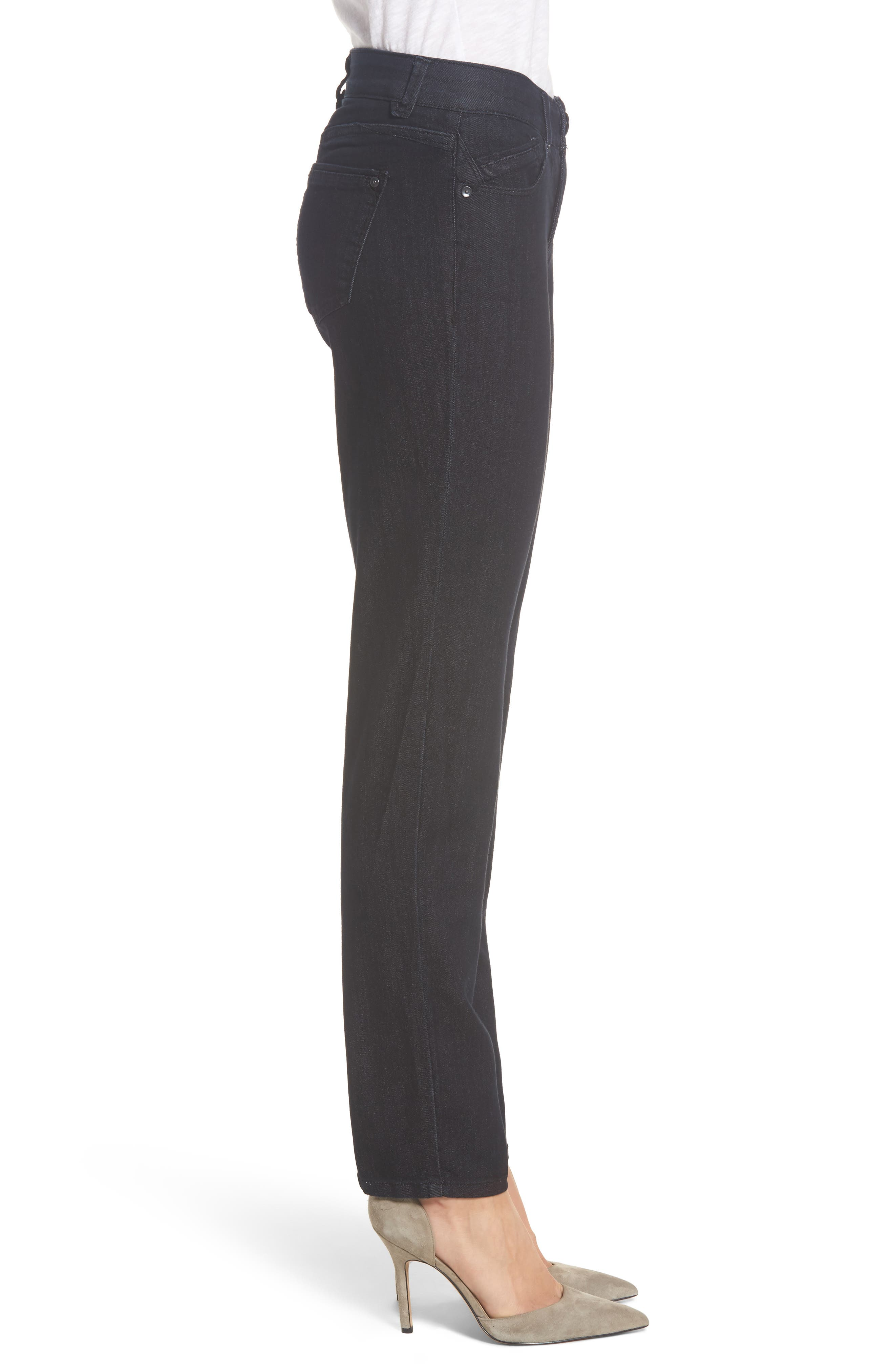 Alternate Image 3  - Wit & Wisdom Ab-solution Straight Leg Jeans (Regular & Petite) (Nordstrom Exclusive)