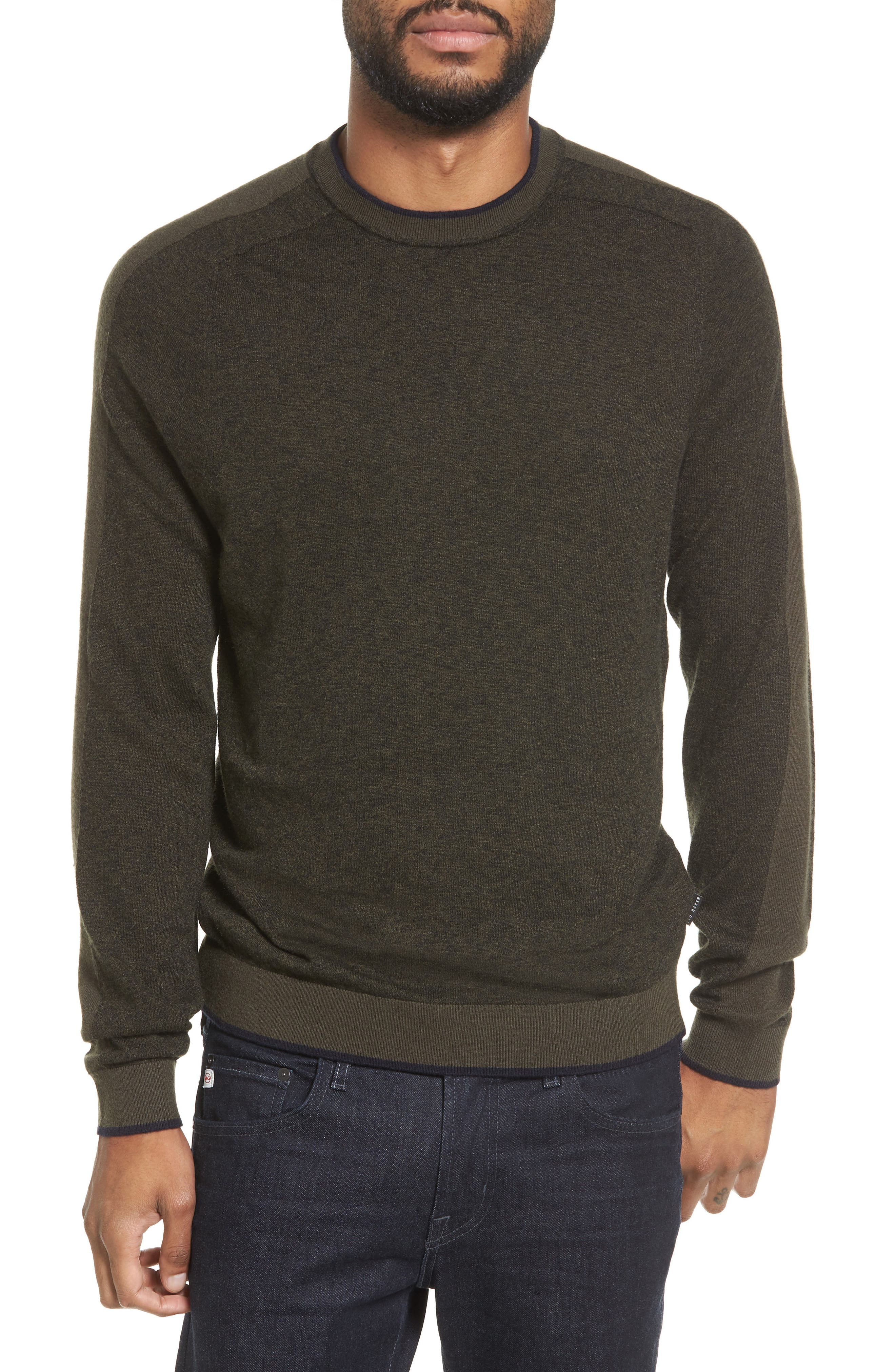 Ted Baker London Norpol Crewneck Sweater