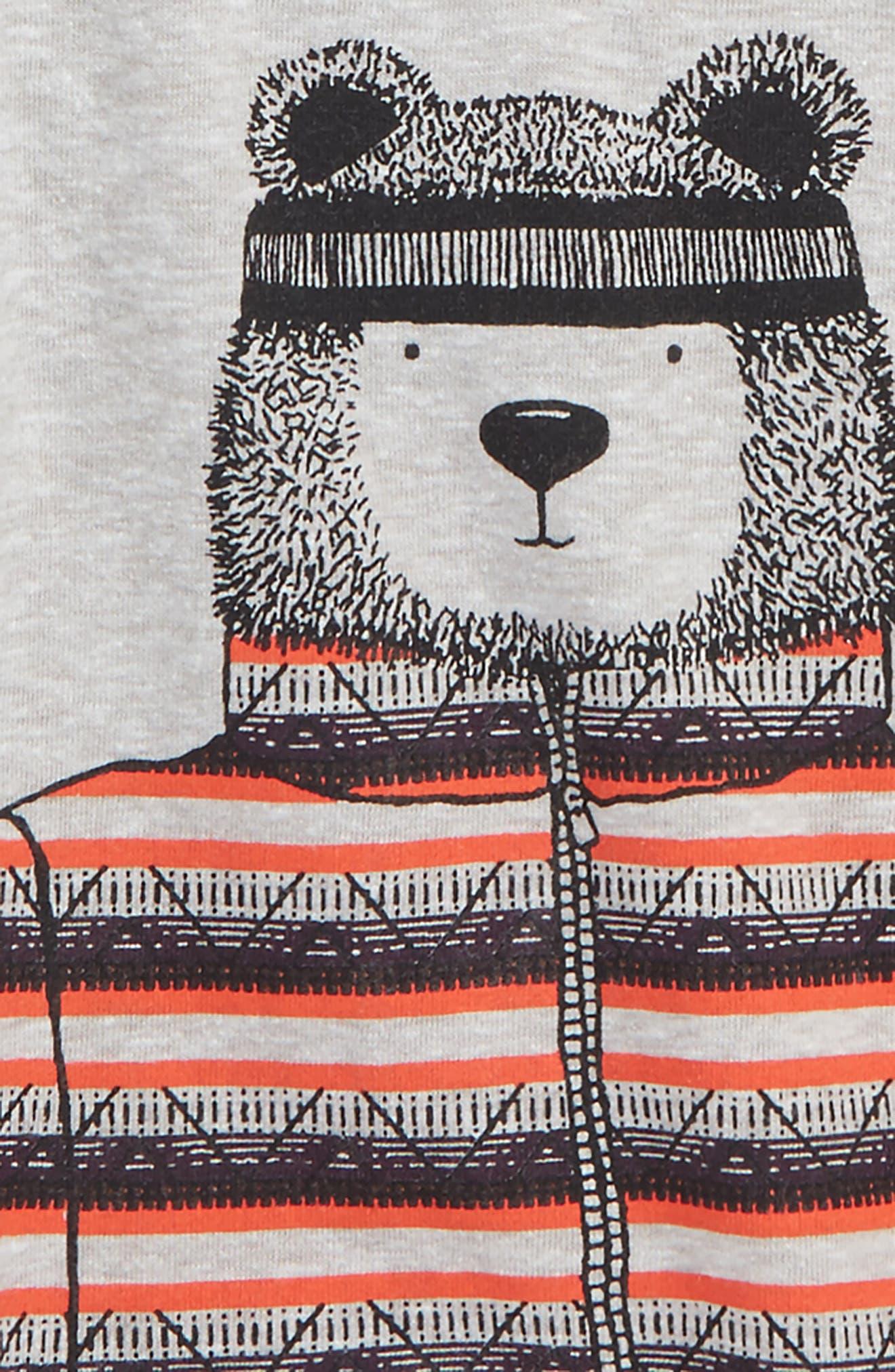 Alternate Image 2  - Tucker + Tate Flyaway Graphic T-Shirt (Baby Boys)