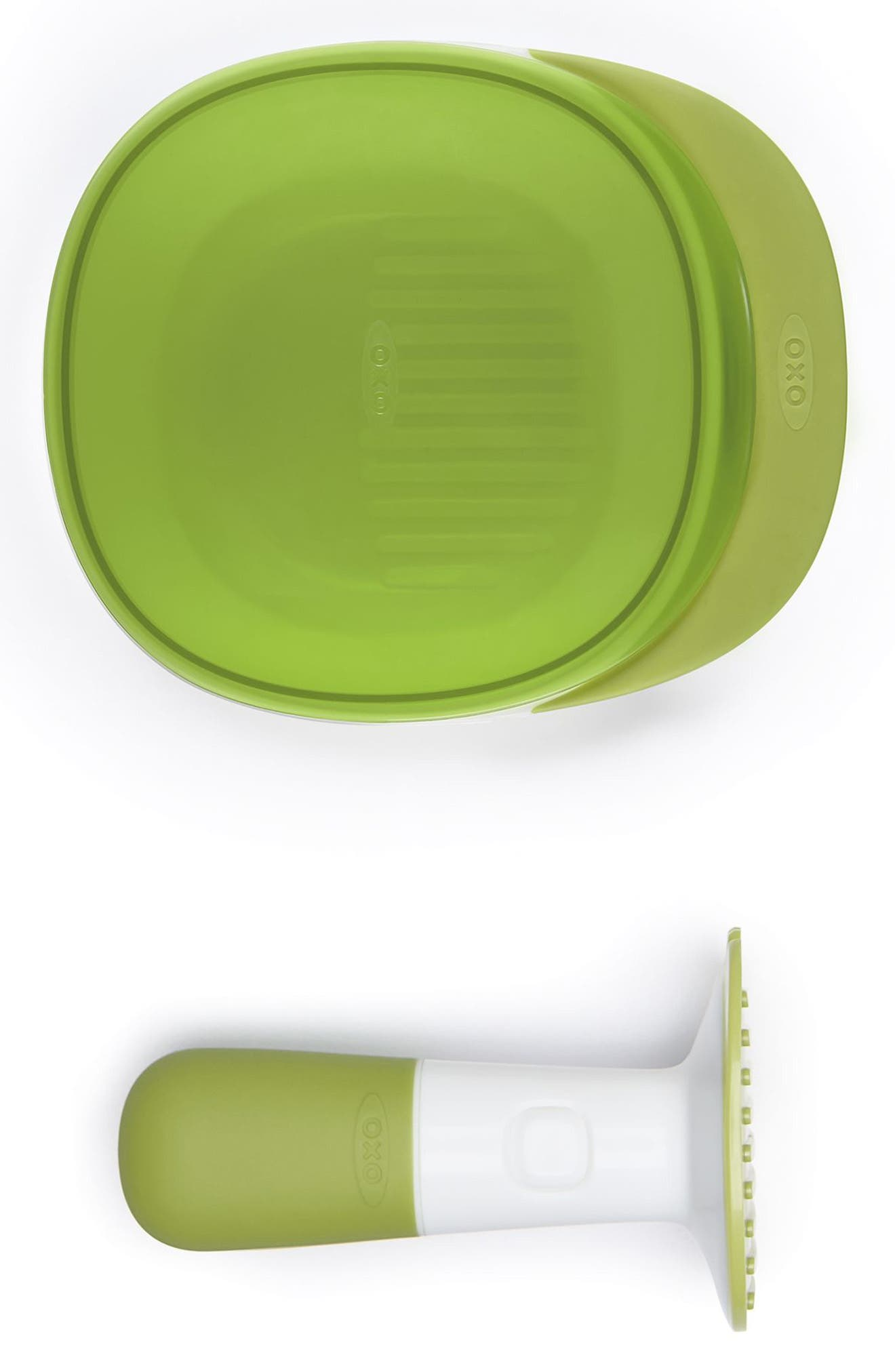 Complete Mealtime Prep Set,                             Alternate thumbnail 6, color,                             Green
