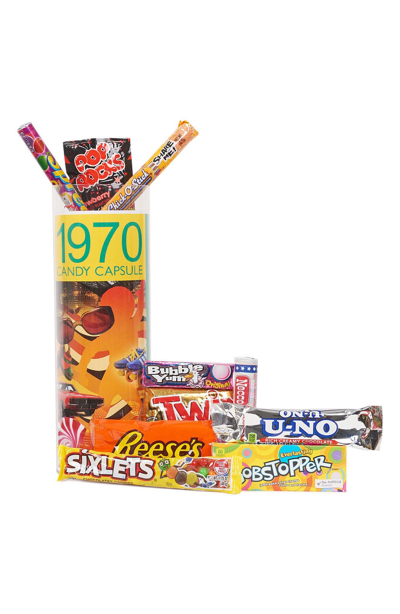 Alternate Image 1 Selected - Dylan's Candy Bar 1970s Time Capsule Gift Set