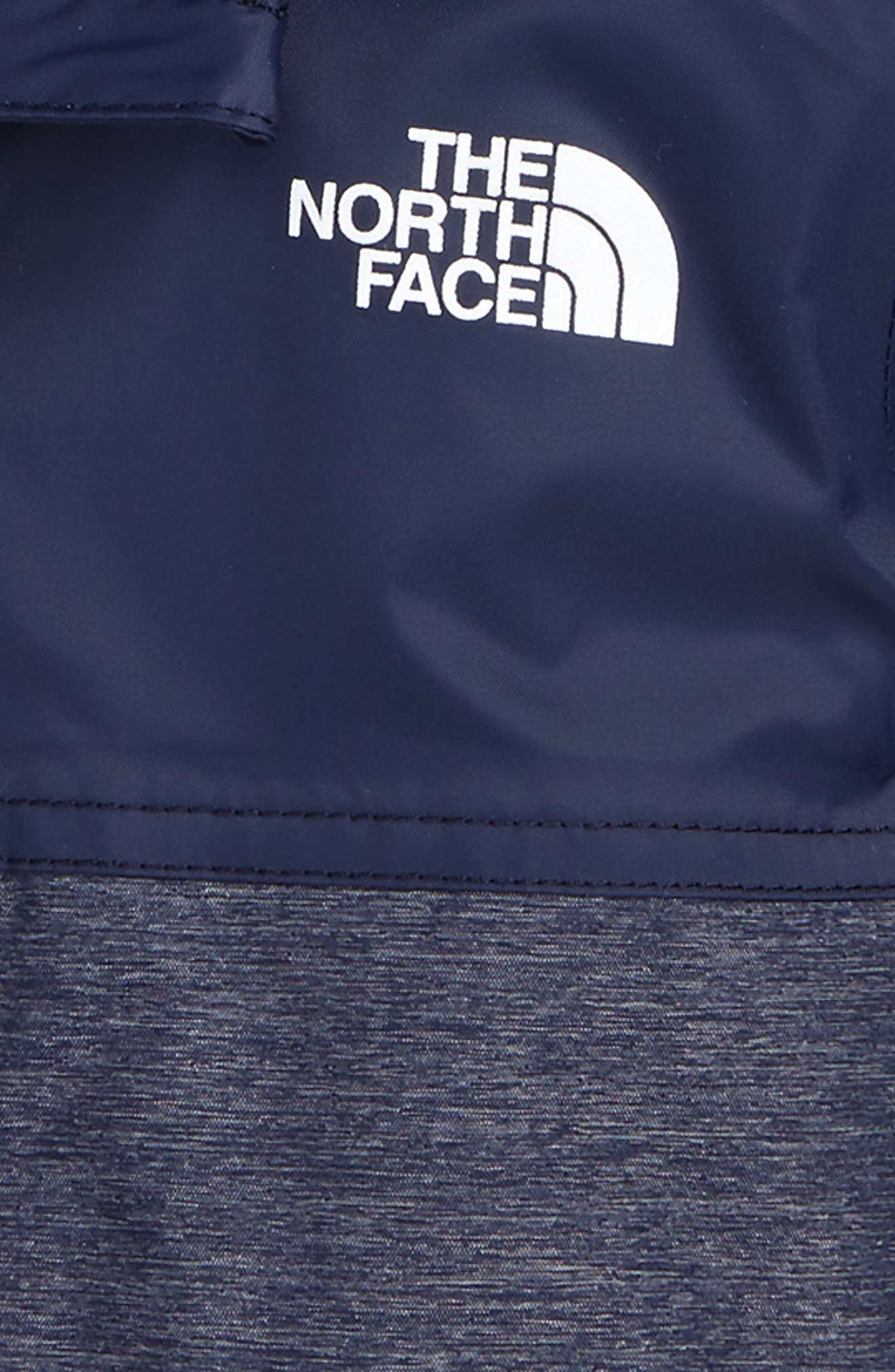 Alternate Image 2  - The North Face Warm Storm Hooded Waterproof Jacket (Baby)