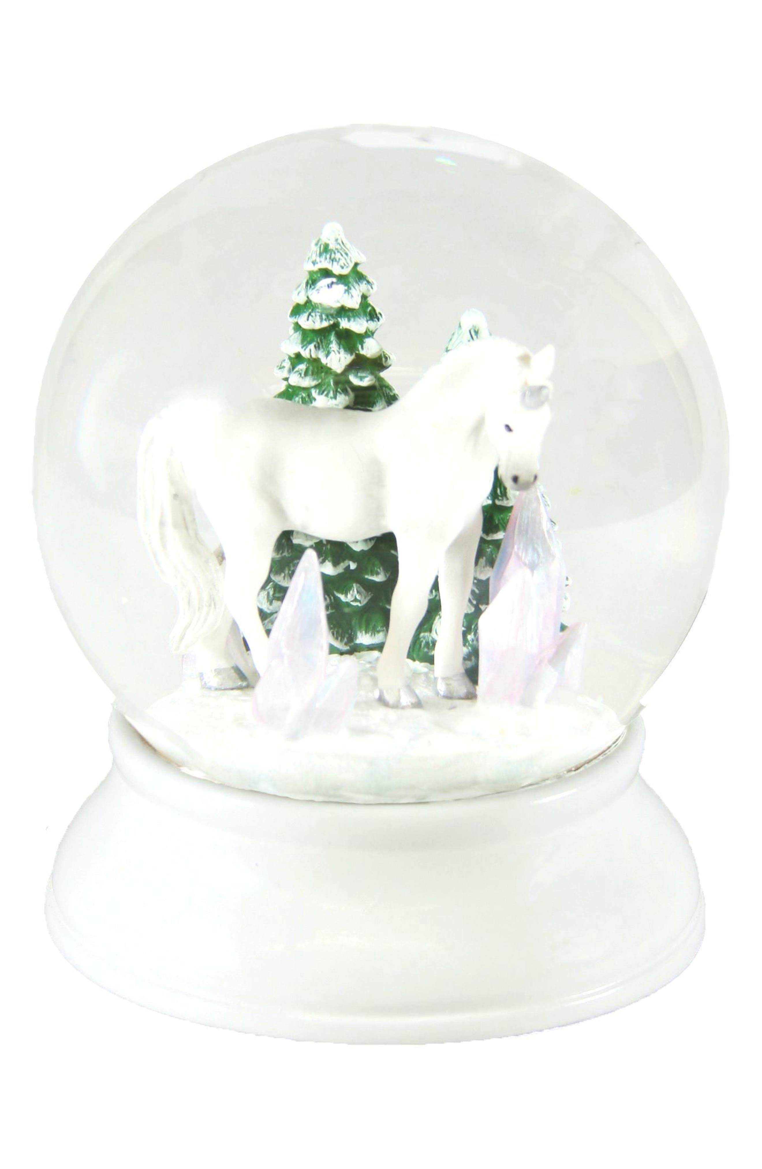Magical Snow Globe,                         Main,                         color, White
