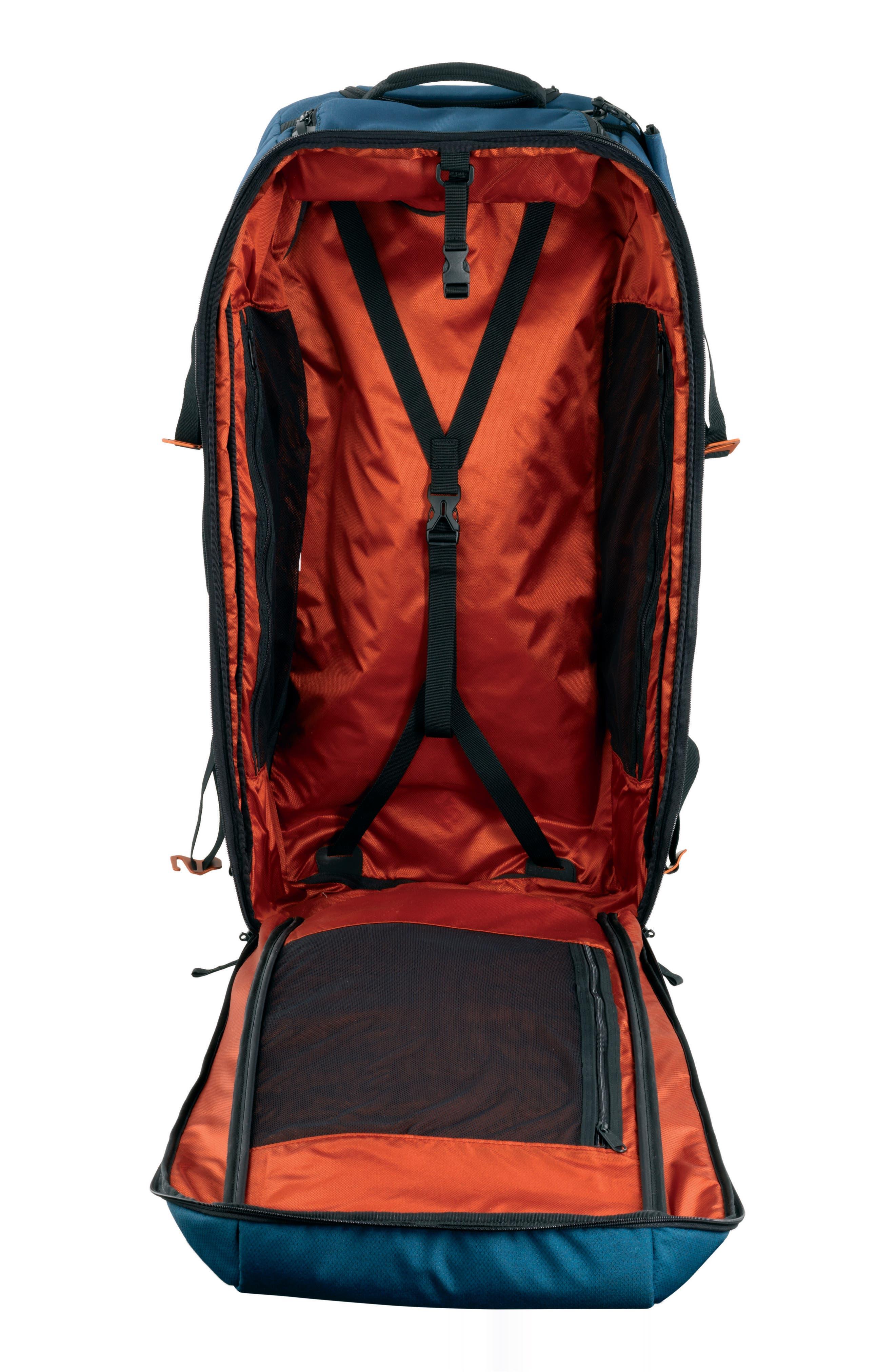Alternate Image 2  - Victorinox Swiss Army® VX Touring Extra Large Wheeled Duffel Bag
