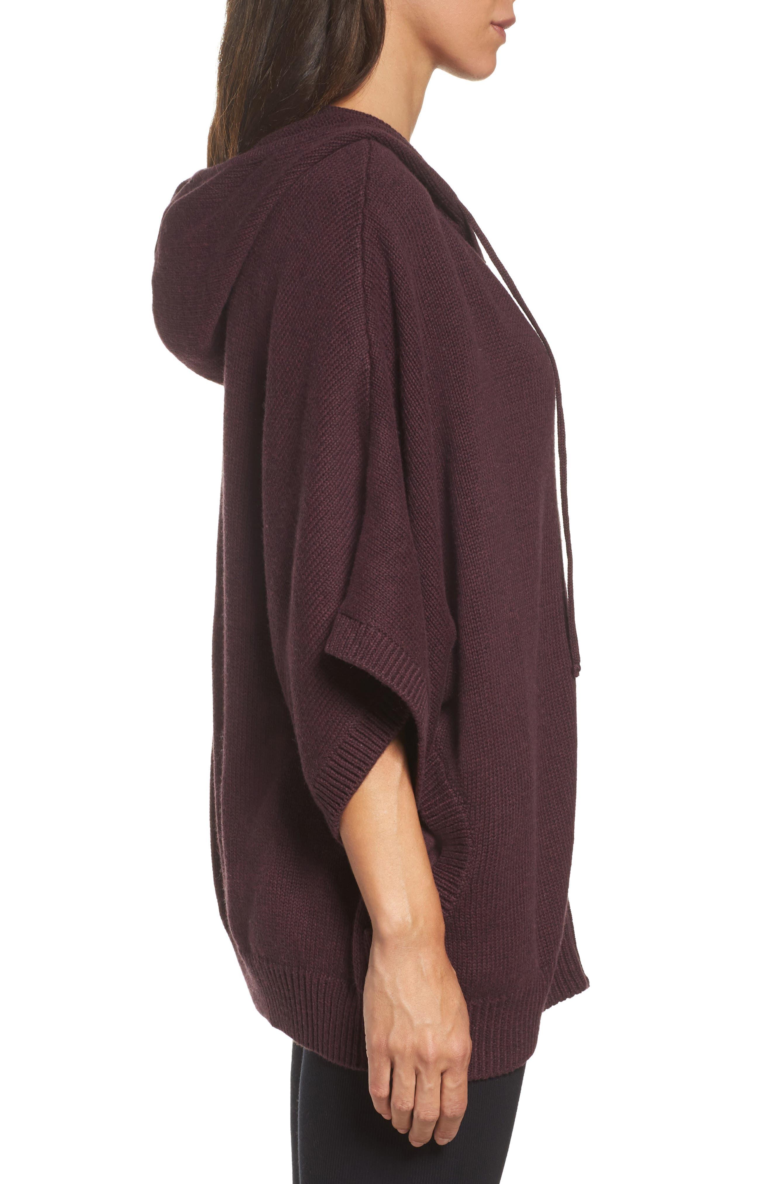 Alternate Image 3  - UGG® Sweater Knit Poncho