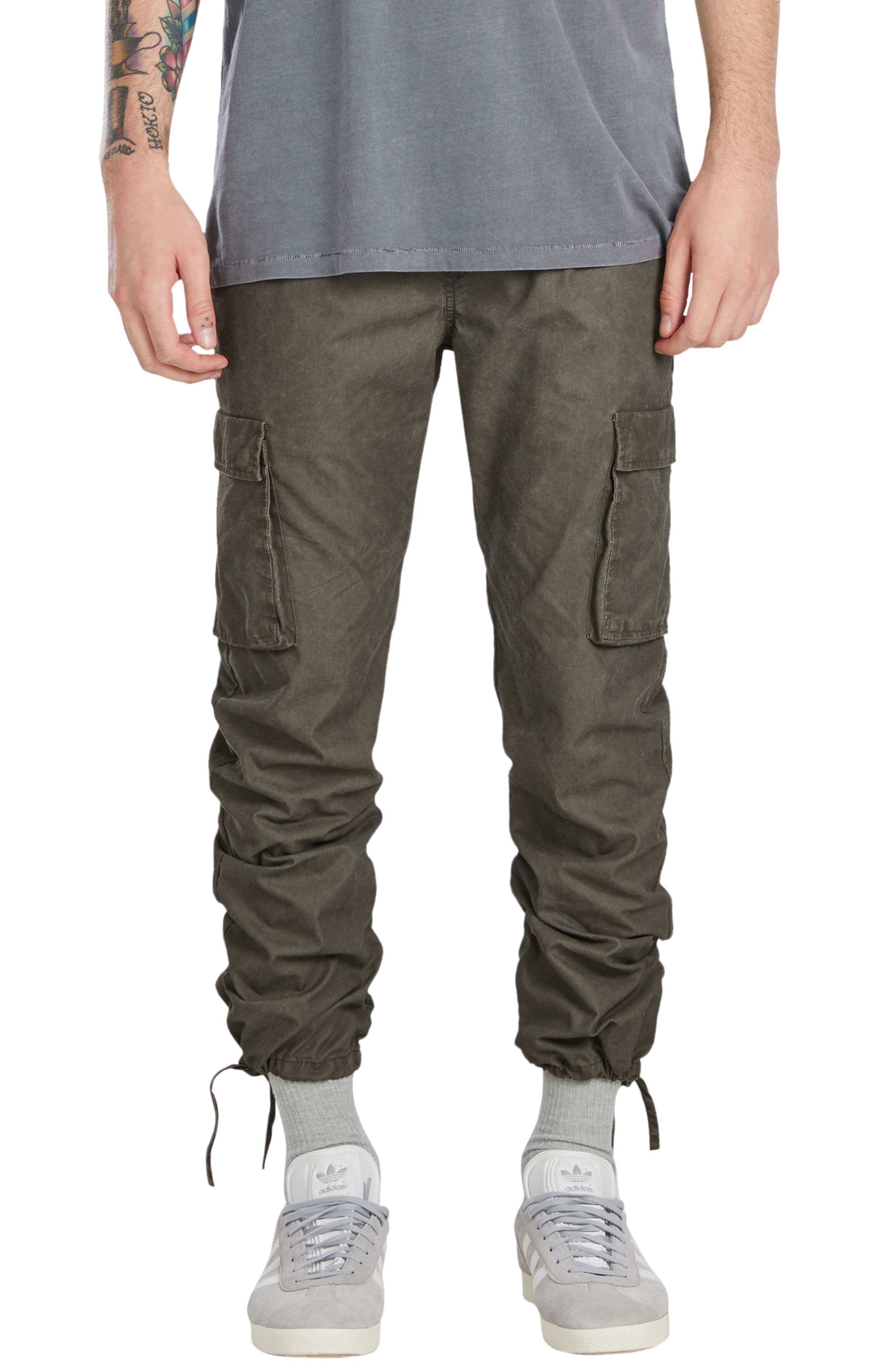 Tracer Cargo Pants,                         Main,                         color, Peat