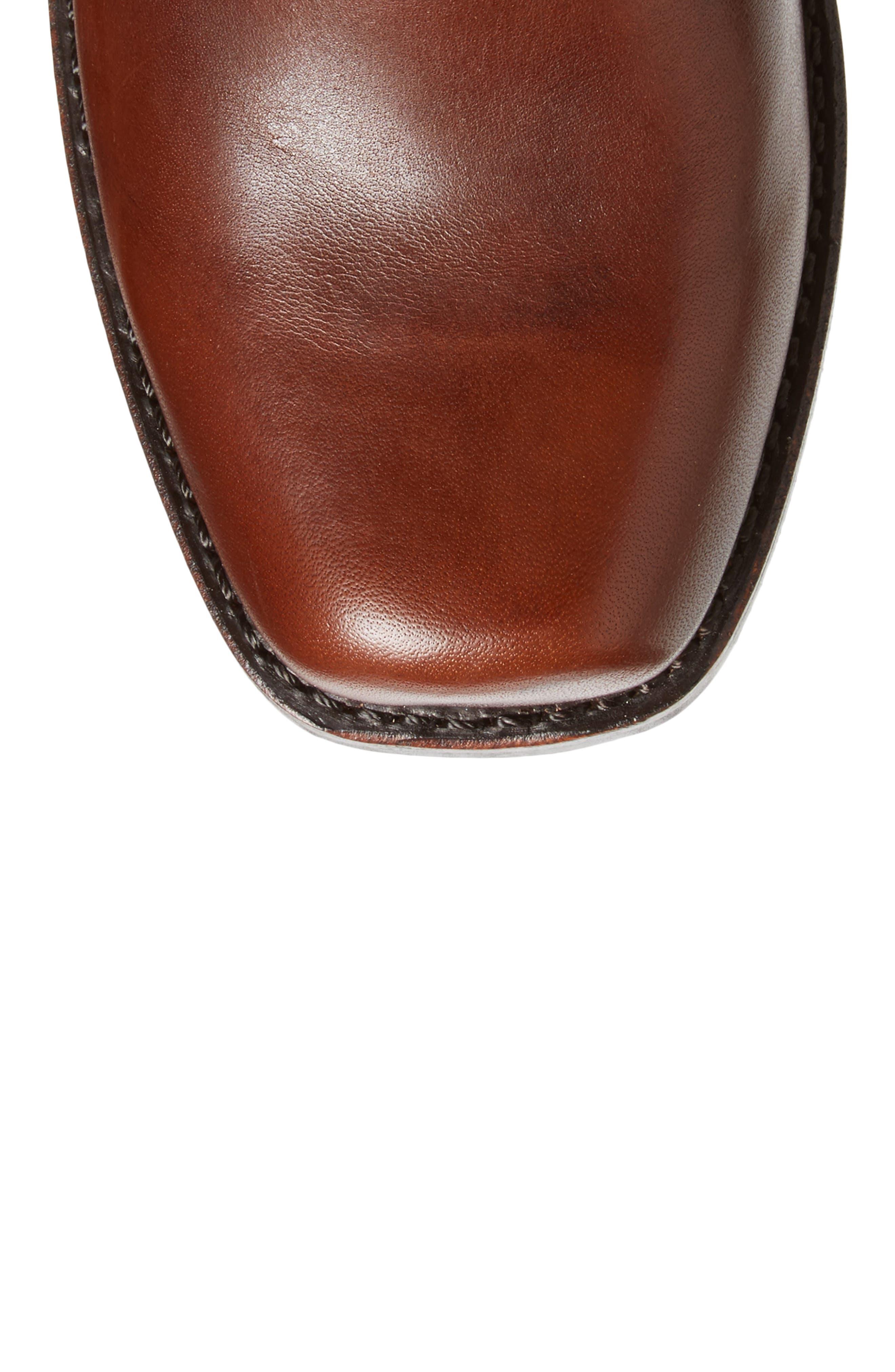 12R Harness Boot,                             Alternate thumbnail 5, color,                             Walnut