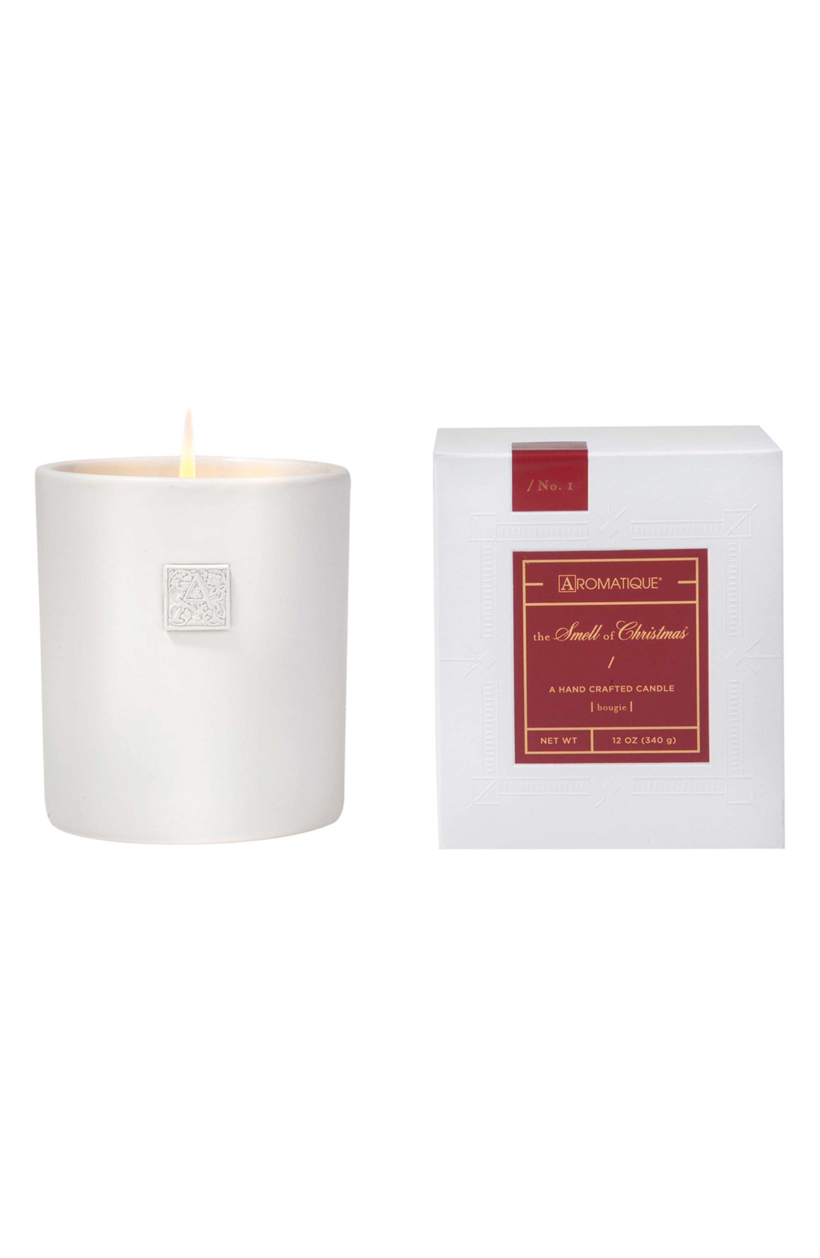Aromatique Ceramic Jar Candle