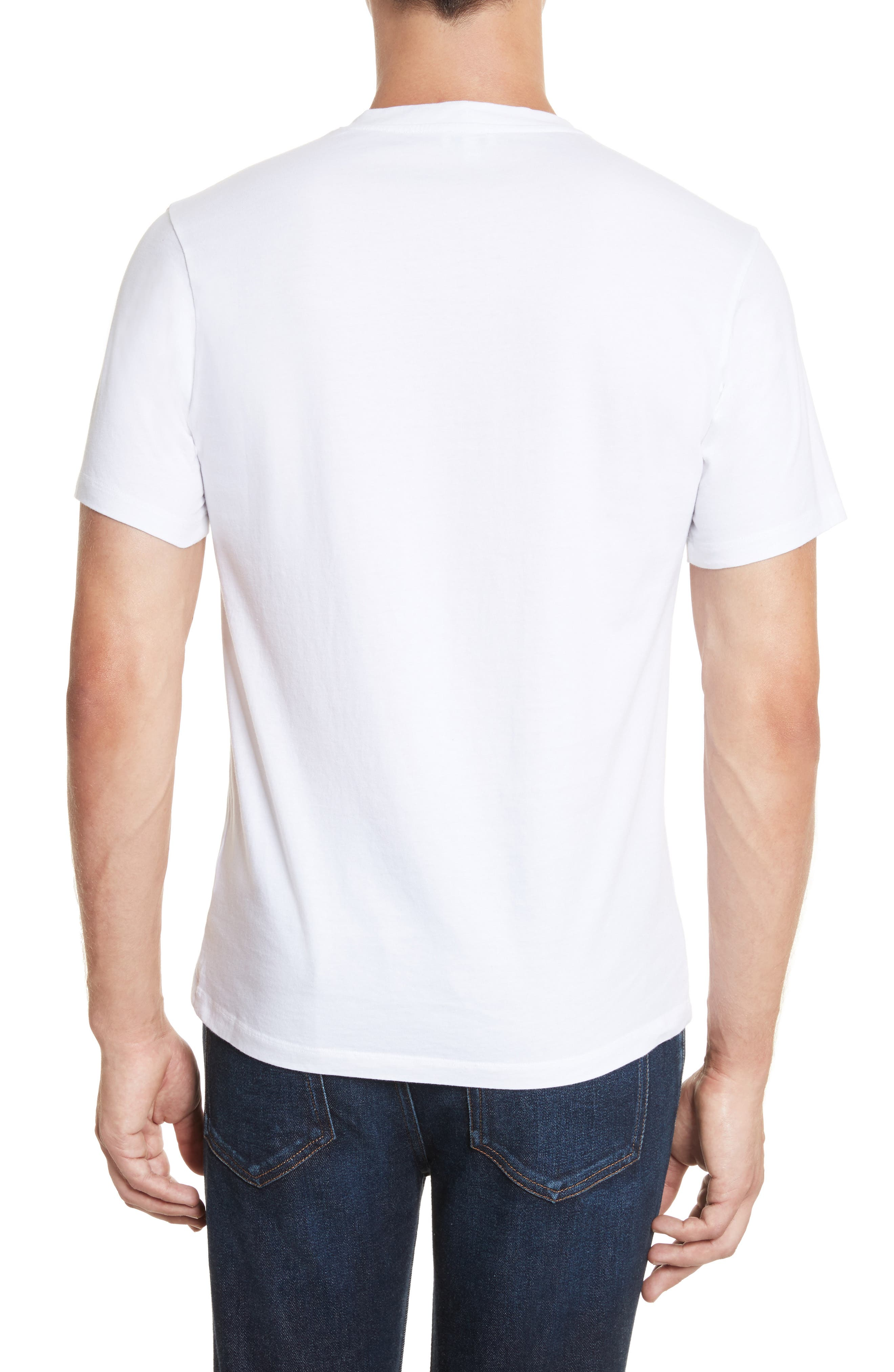Alternate Image 2  - KENZO Rainbow Tiger Graphic T-Shirt