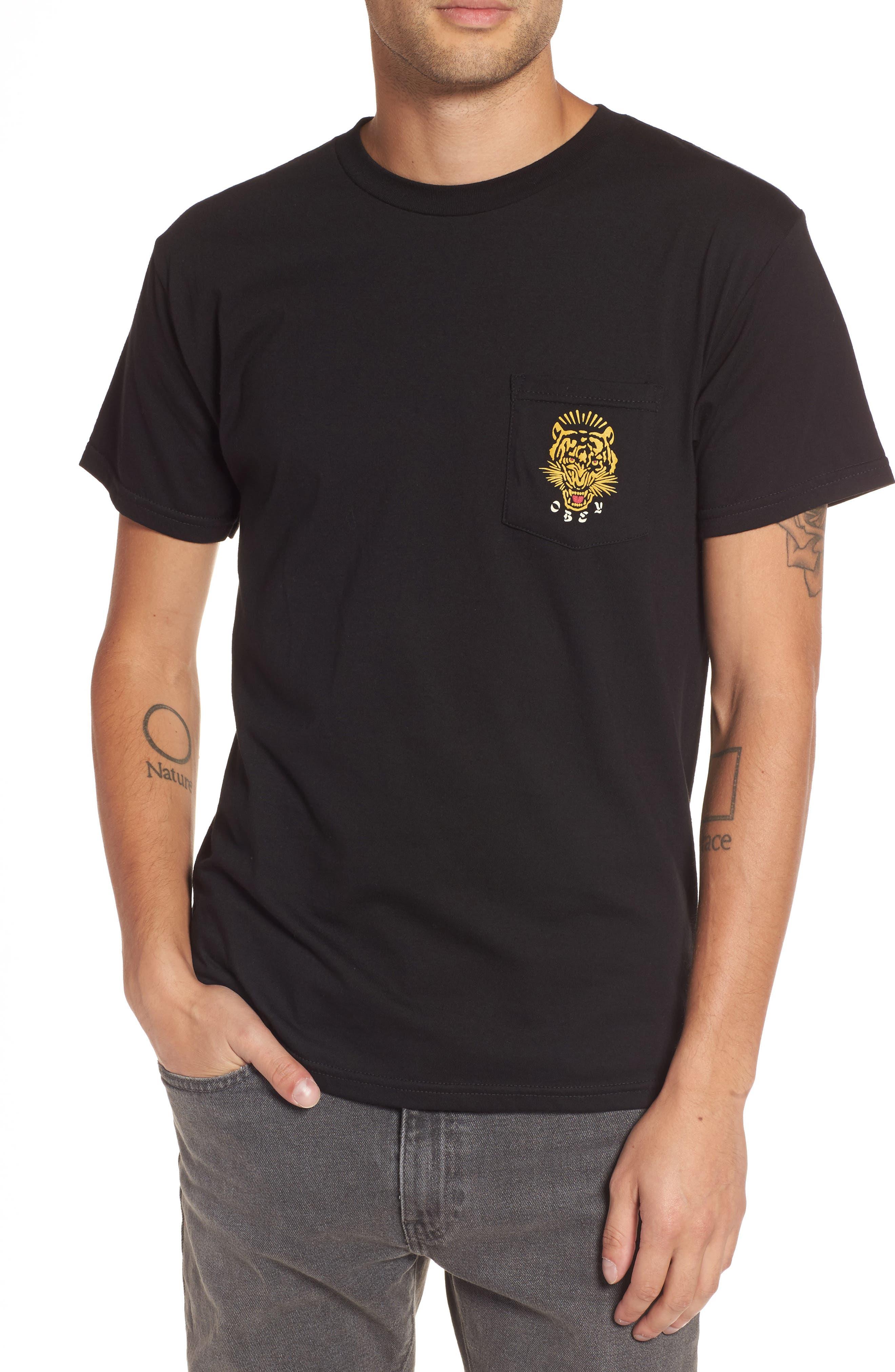 Kiss Me Deadly Graphic T-Shirt,                         Main,                         color, Black