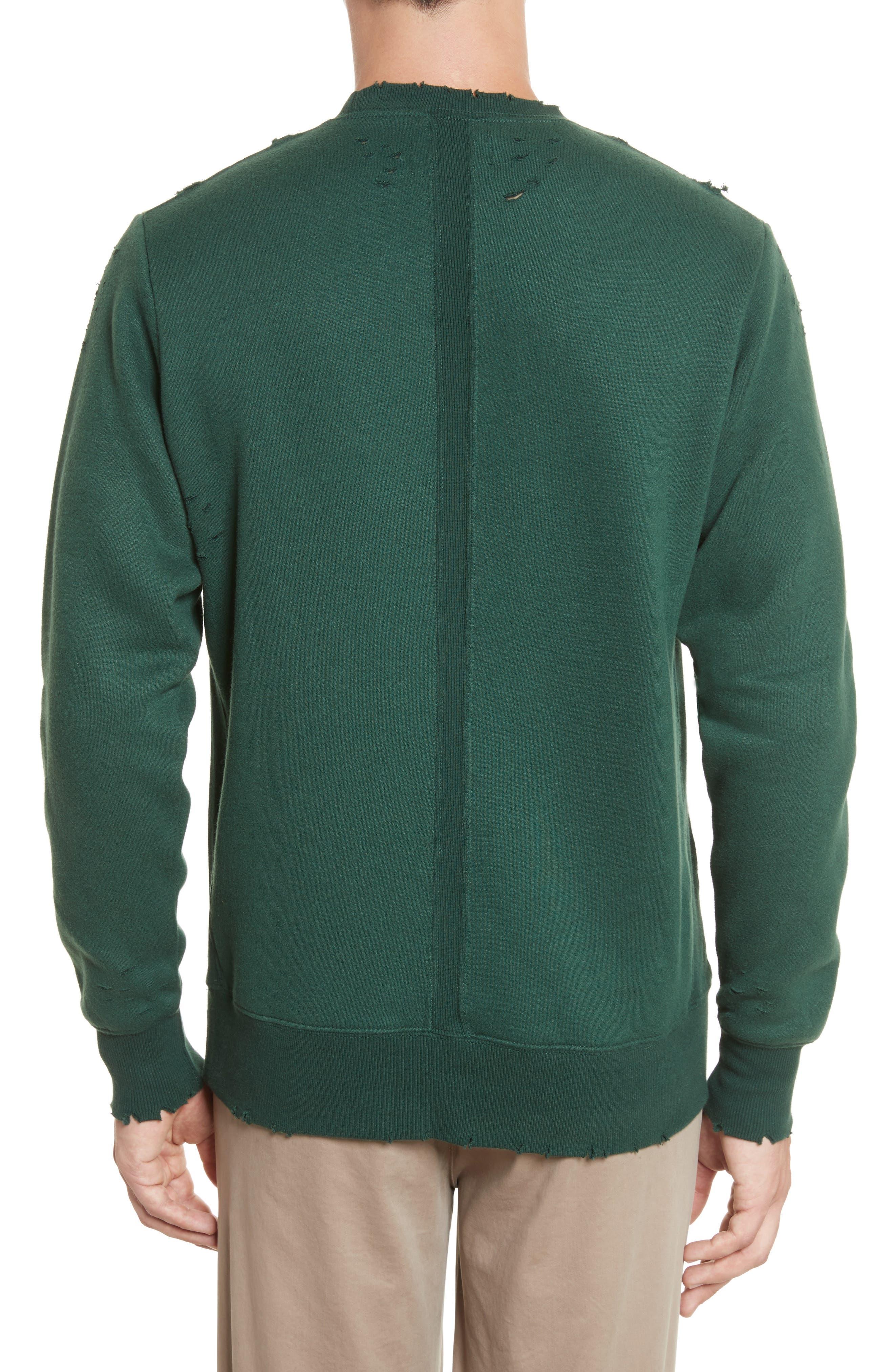 Alternate Image 2  - OVADIA & SONS Crewneck Sweater