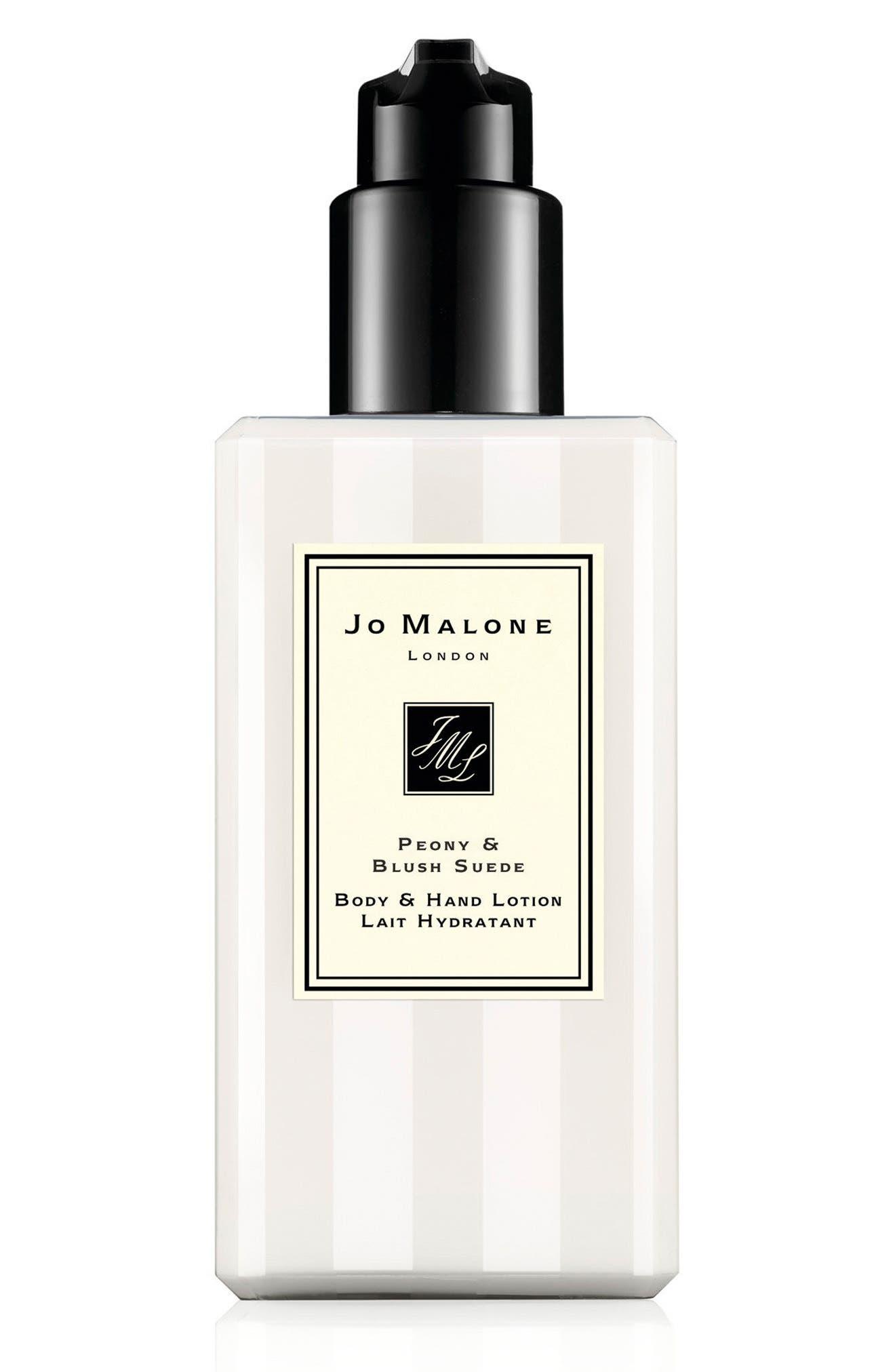 Jo Malone London™ Peony & Blush Suede Body & Hand Lotion
