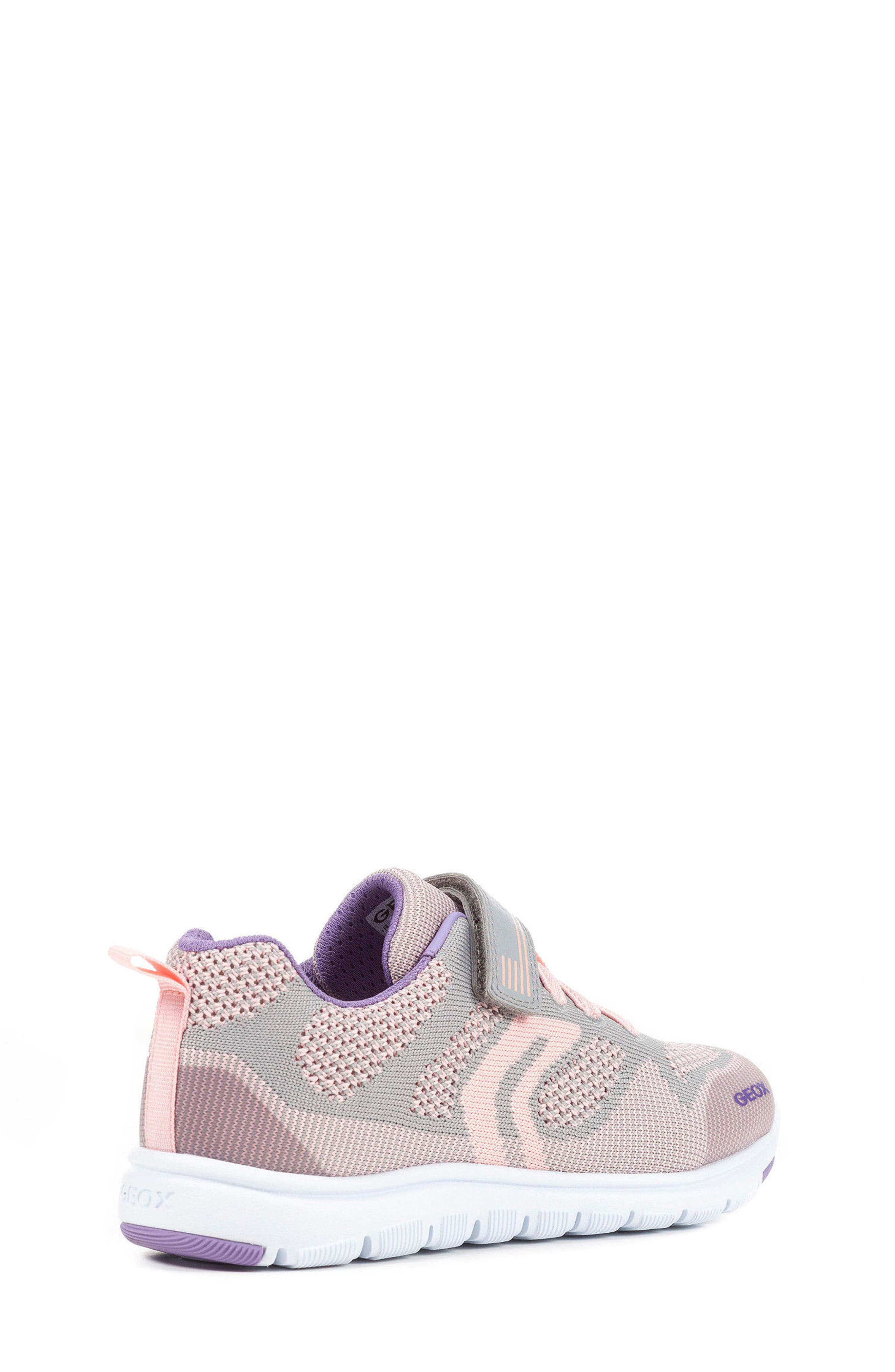 Alternate Image 6  - Geox Xunday Low Top Woven Sneaker (Toddler, Little Kid & Big Kid)
