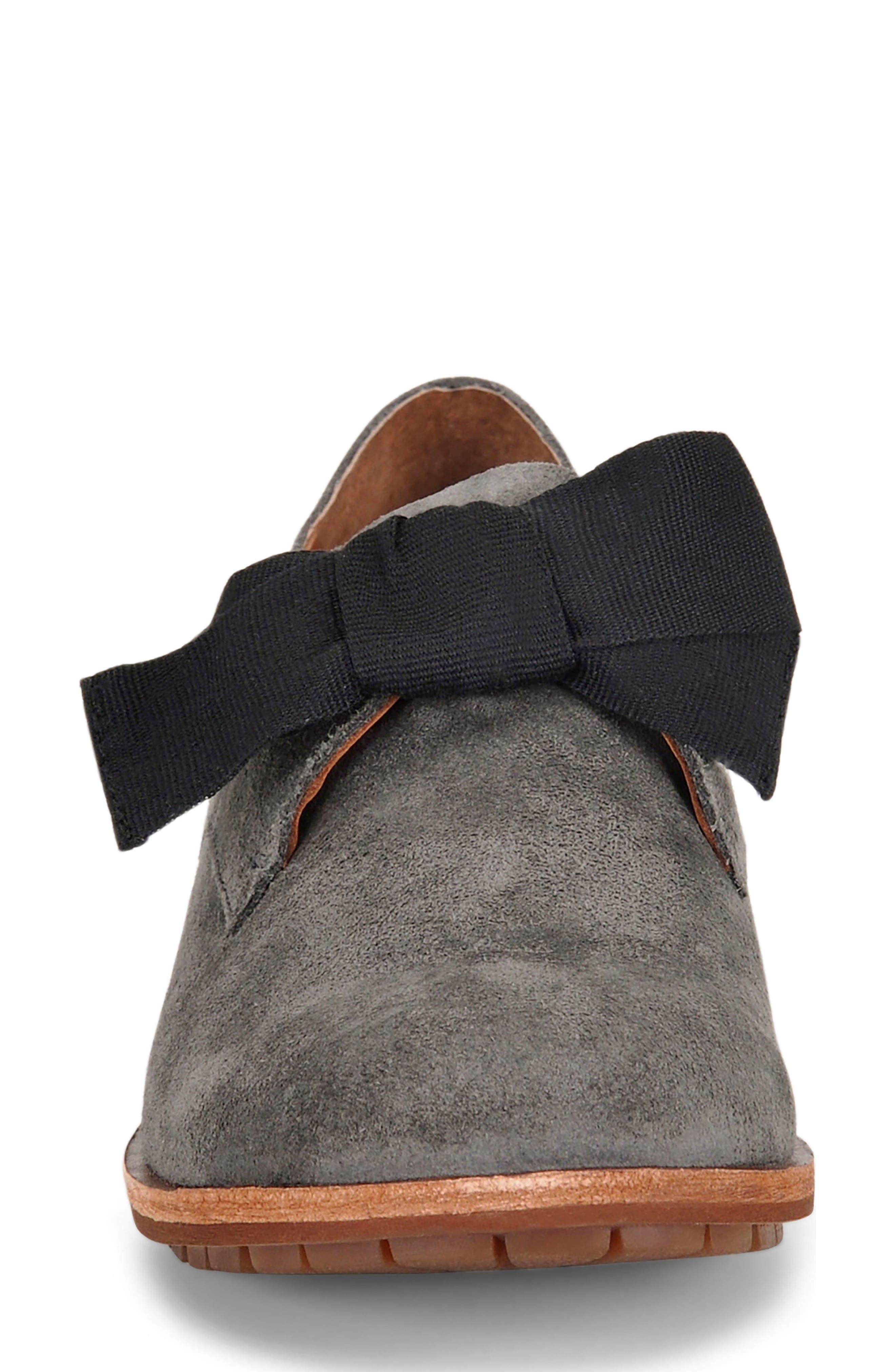Alternate Image 4  - Kork-Ease® Beryl Bow Flat (Women)
