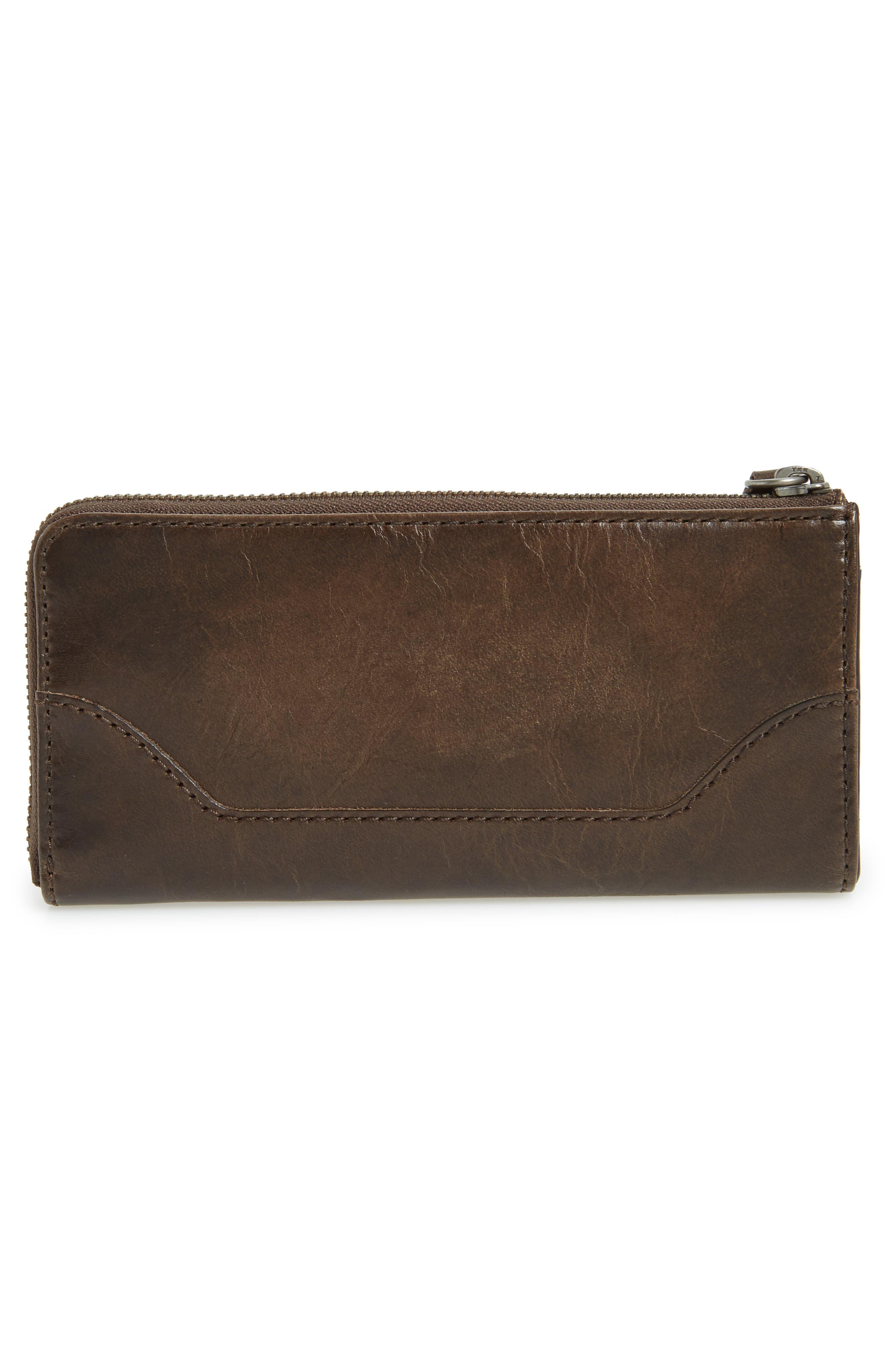 Alternate Image 4  - Frye Melissa Leather Wallet