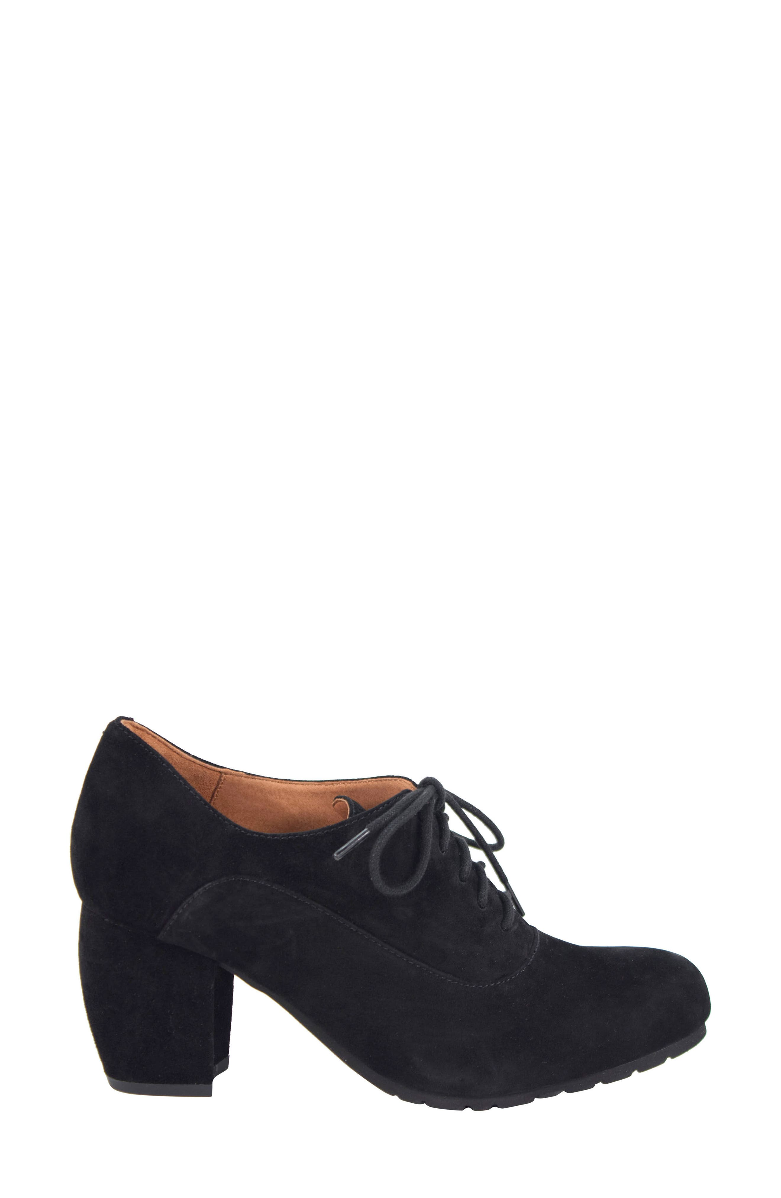 Alternate Image 3  - L'Amour des Pieds Pardoe Lace-Up Bootie (Women)