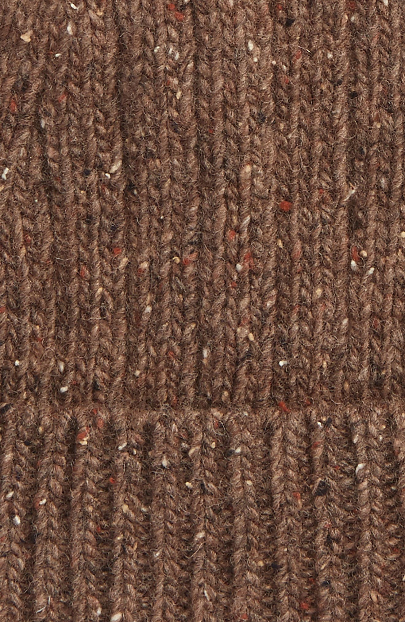 Alternate Image 2  - Nordstrom Men's Shop Wool Blend Beanie
