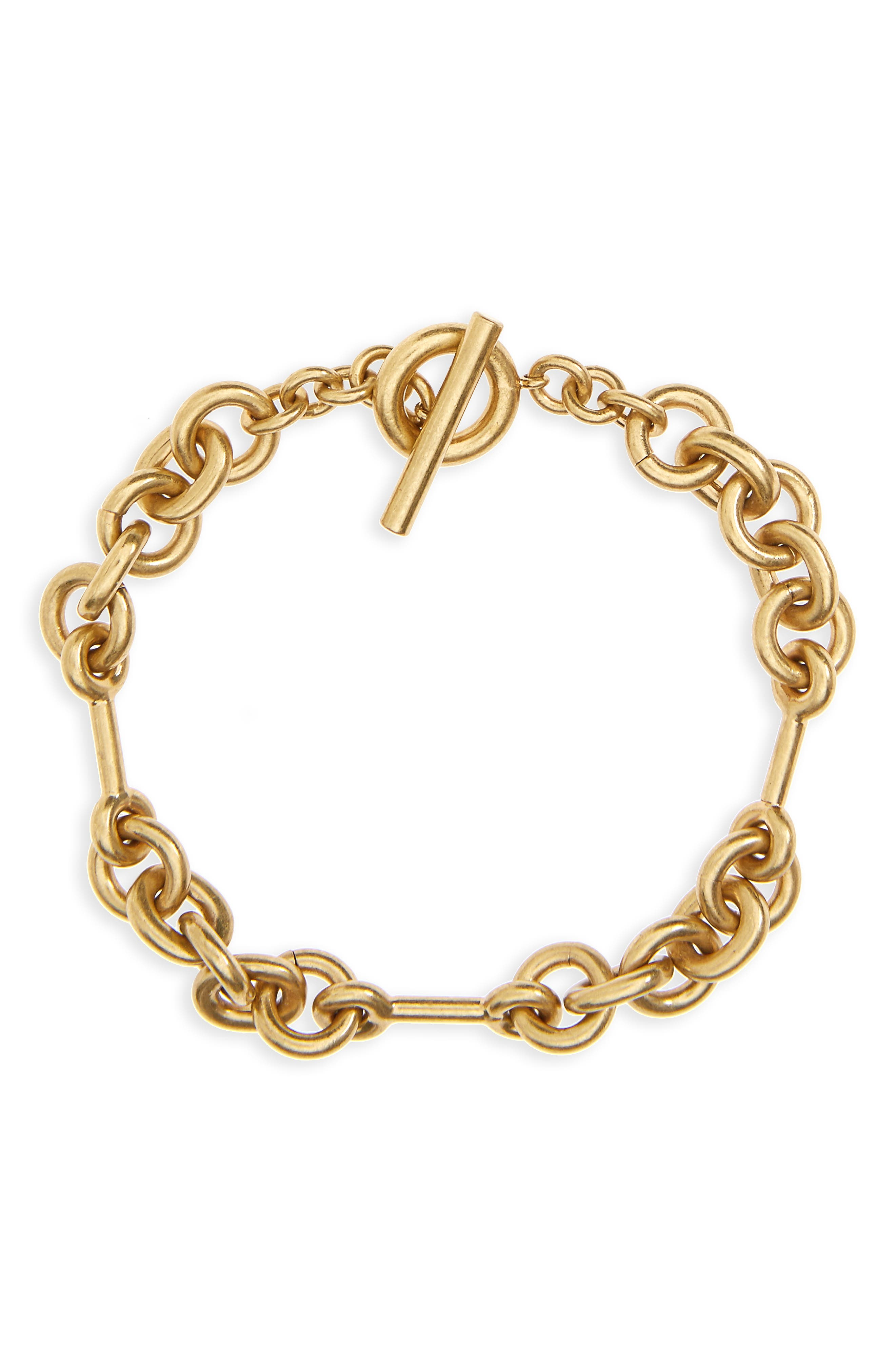 Alternate Image 1 Selected - Madewell Circle Link Bracelet