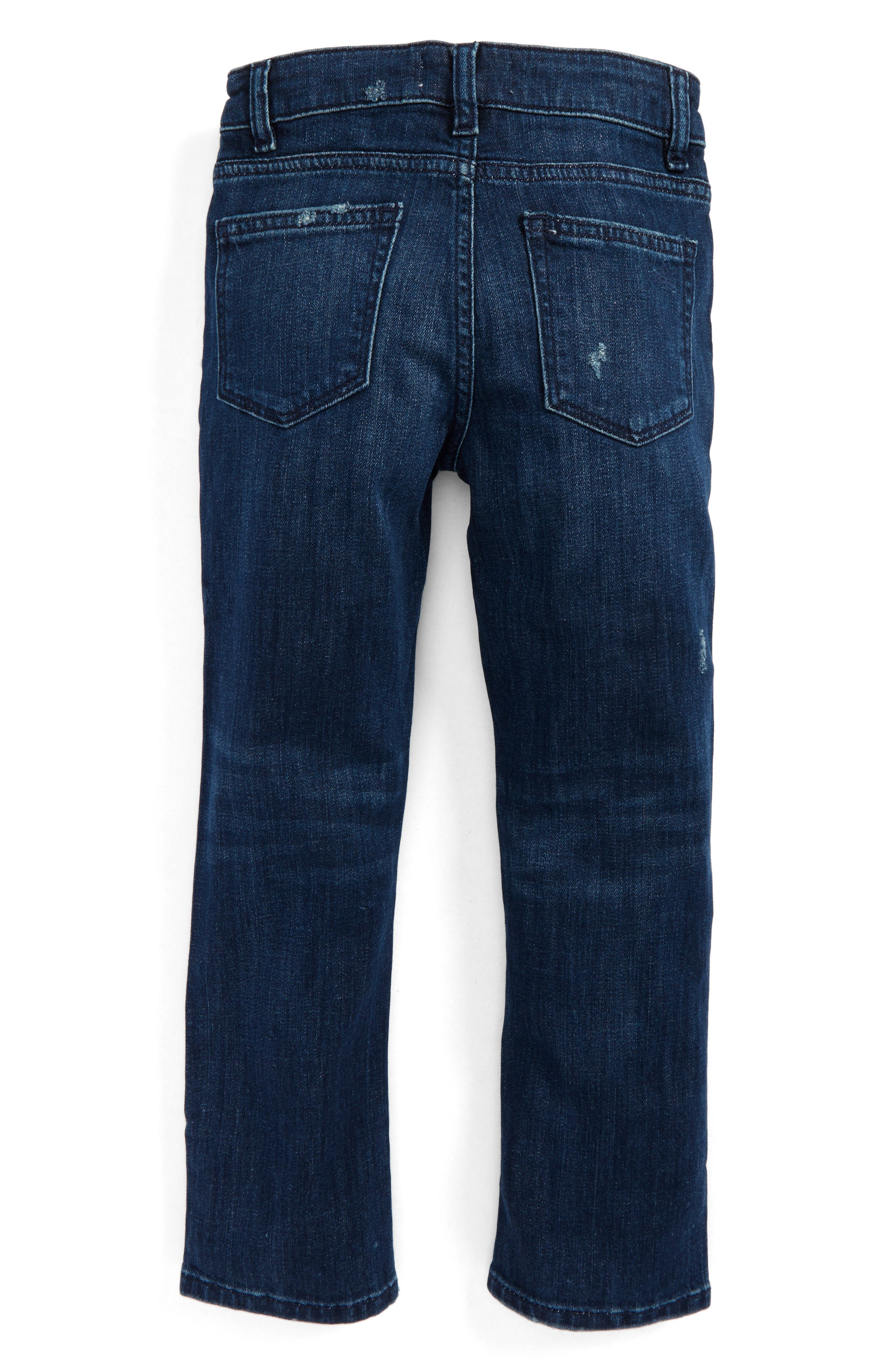 Alternate Image 2  - DL1961 Brady Slim Fit Jeans (Toddler Boys & Little Boys)