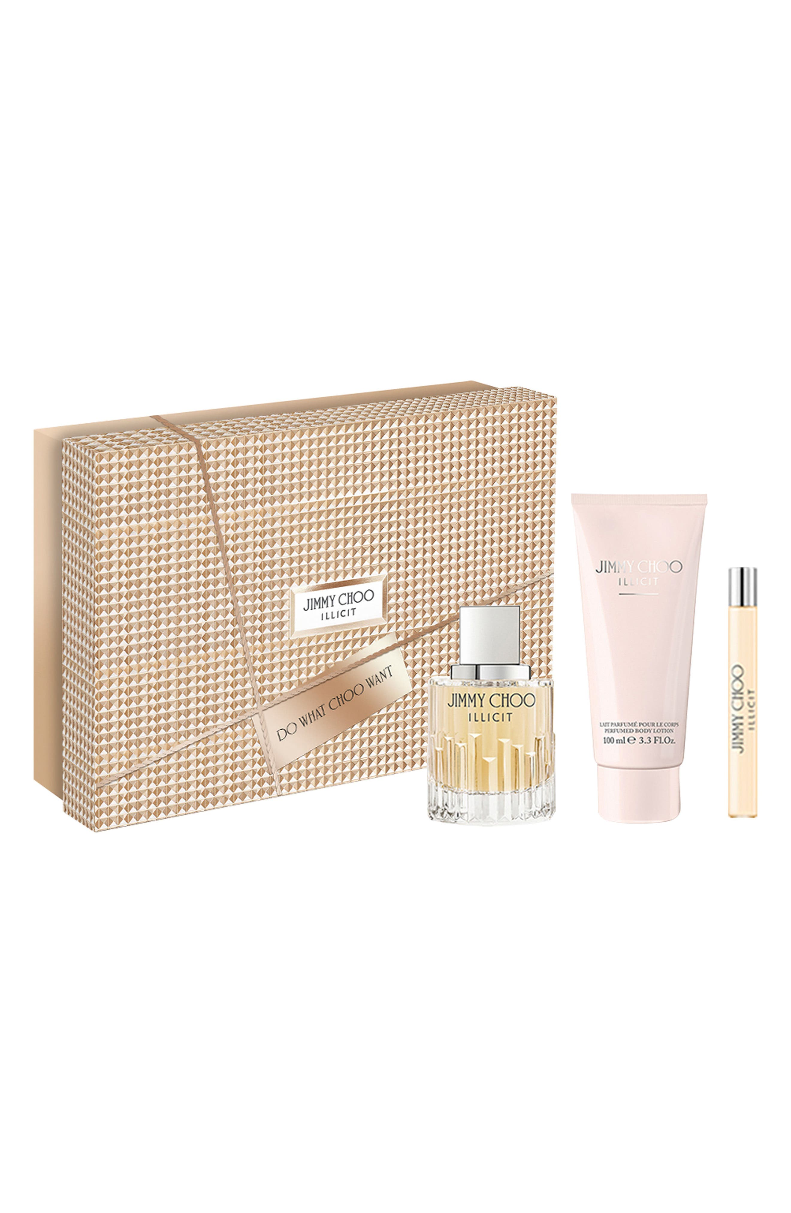 Jimmy Choo Illicit Set (Limited Edition)