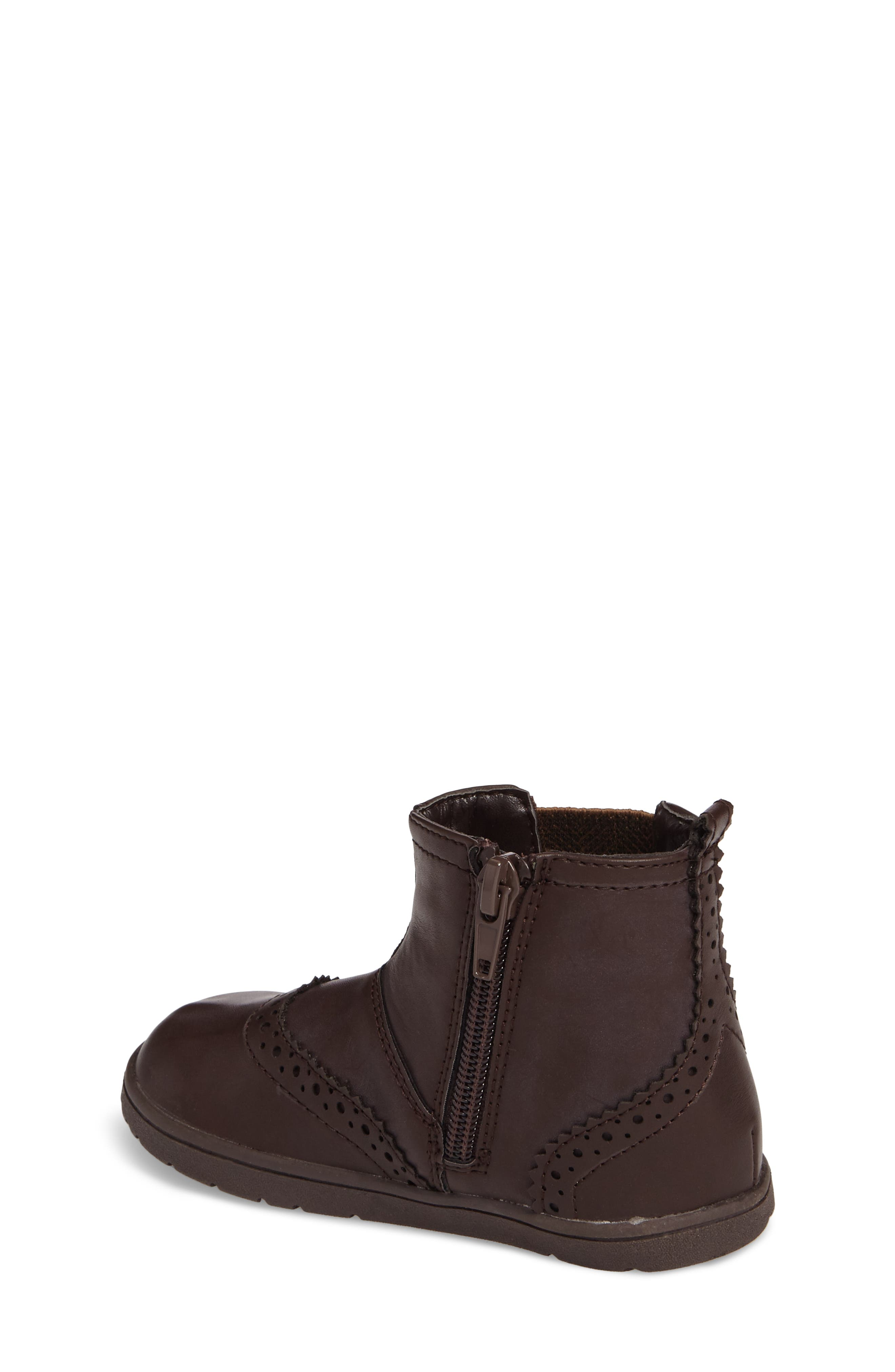 Alternate Image 2  - Kenneth Cole New York Peace Wing Bootie (Baby, Walker & Toddler)