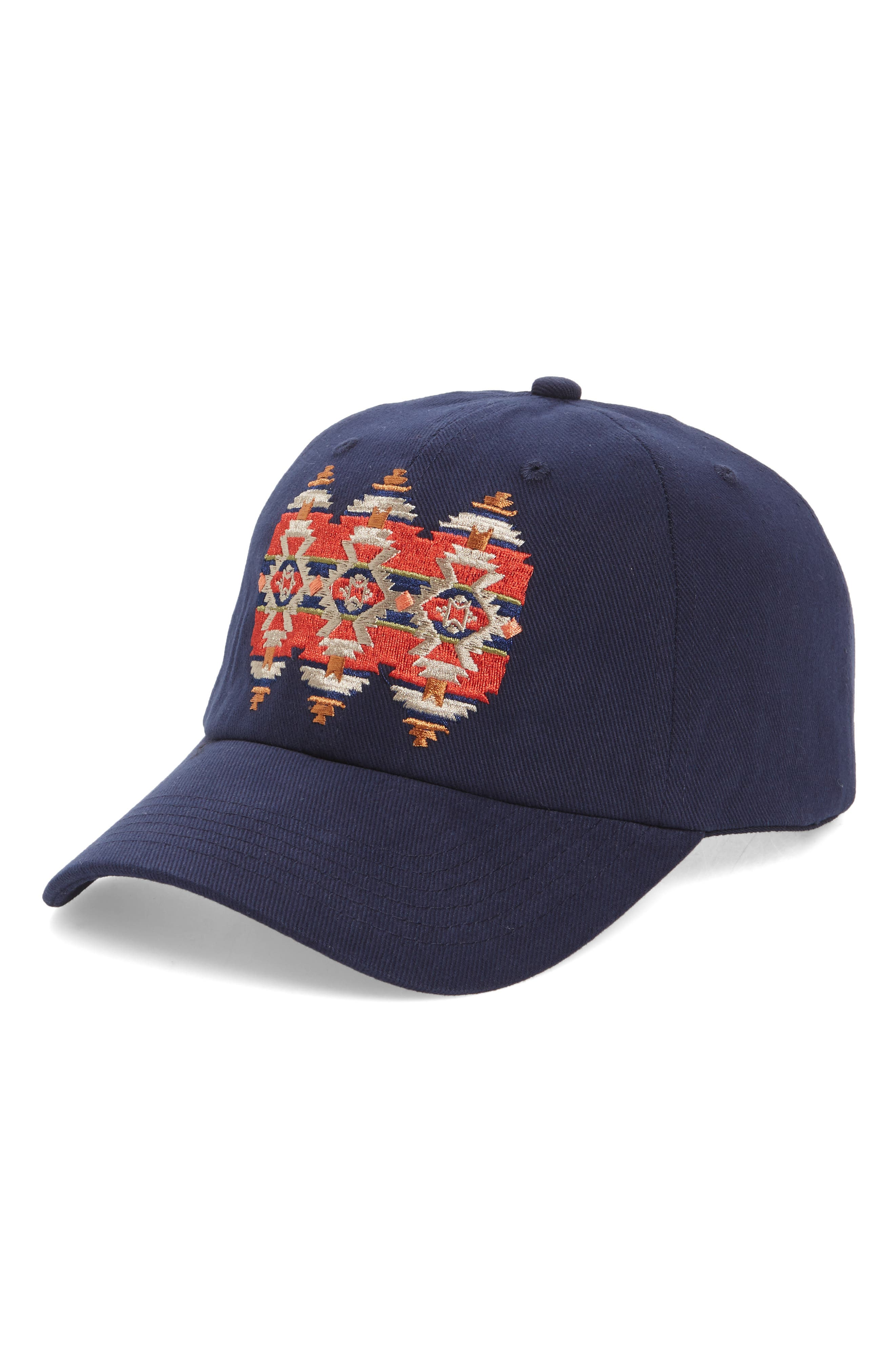 Pendleton Embroidered Ball Cap