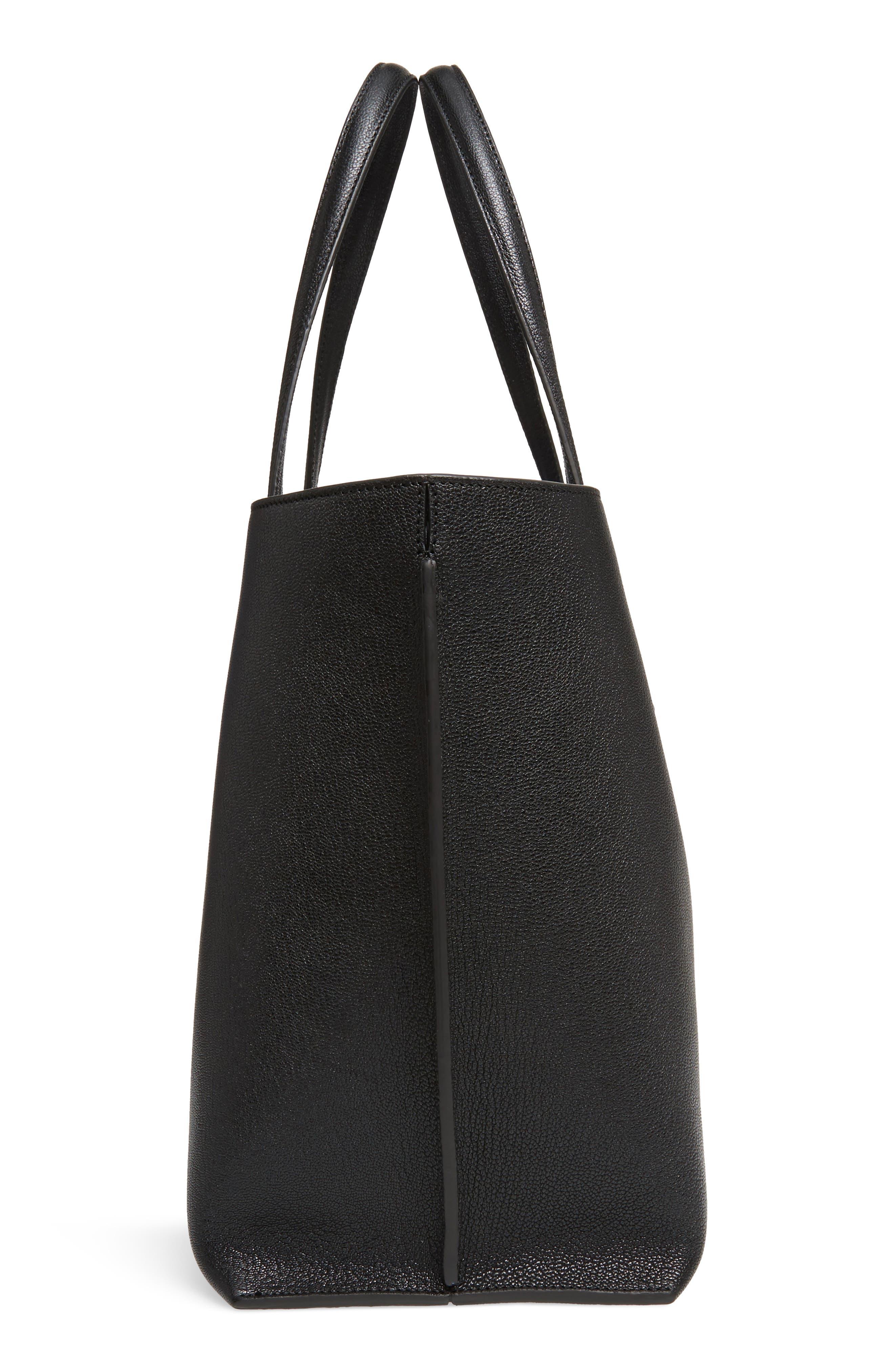 Alternate Image 5  - Loewe Large Leather T-Shopper
