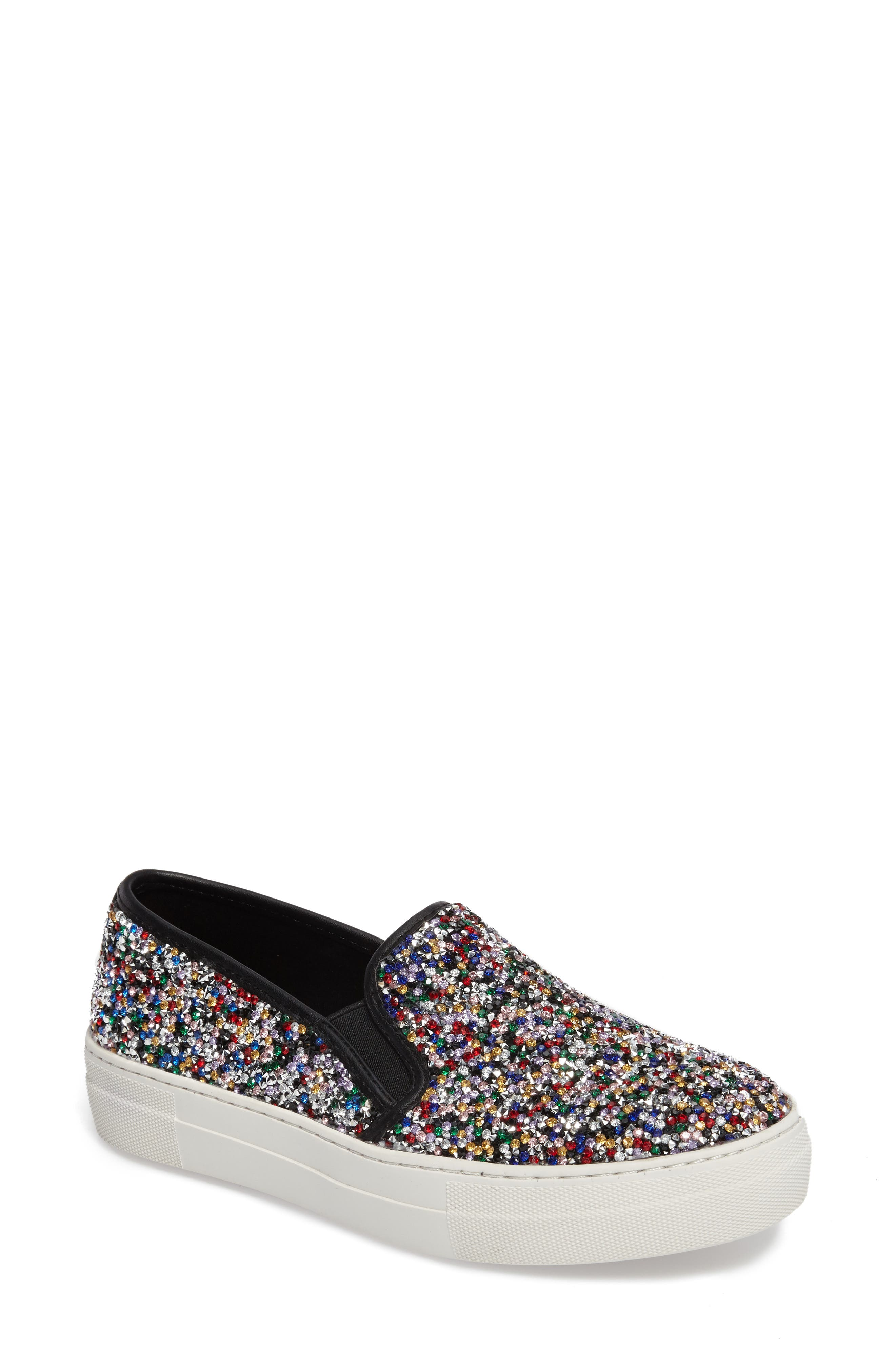 Alternate Image 1 Selected - Steve Madden Gracious Slip-On Sneaker (Women)
