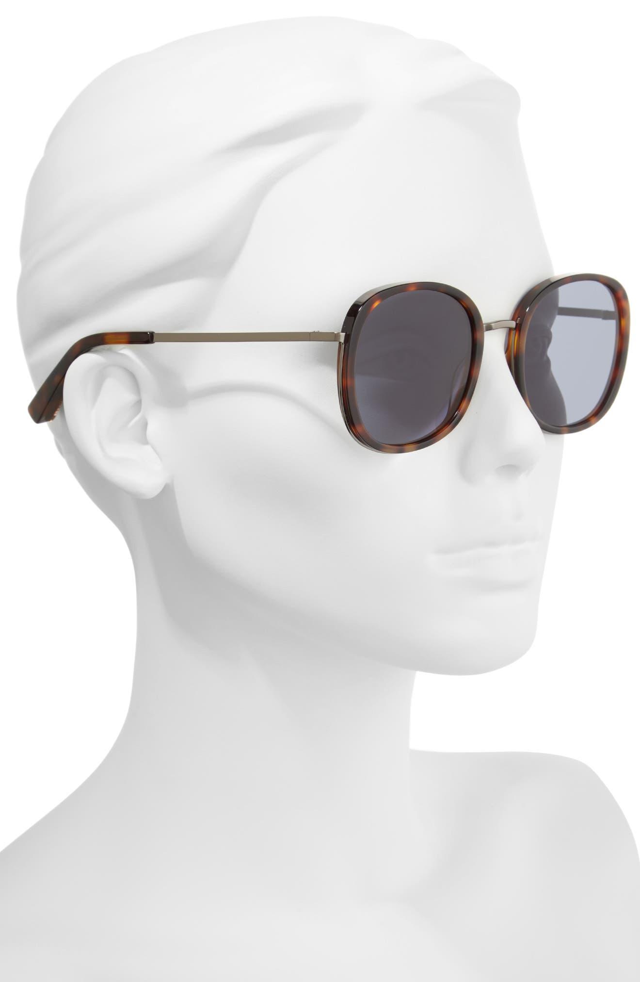 Alternate Image 2  - Elizabeth and James Jones 51mm Round Sunglasses