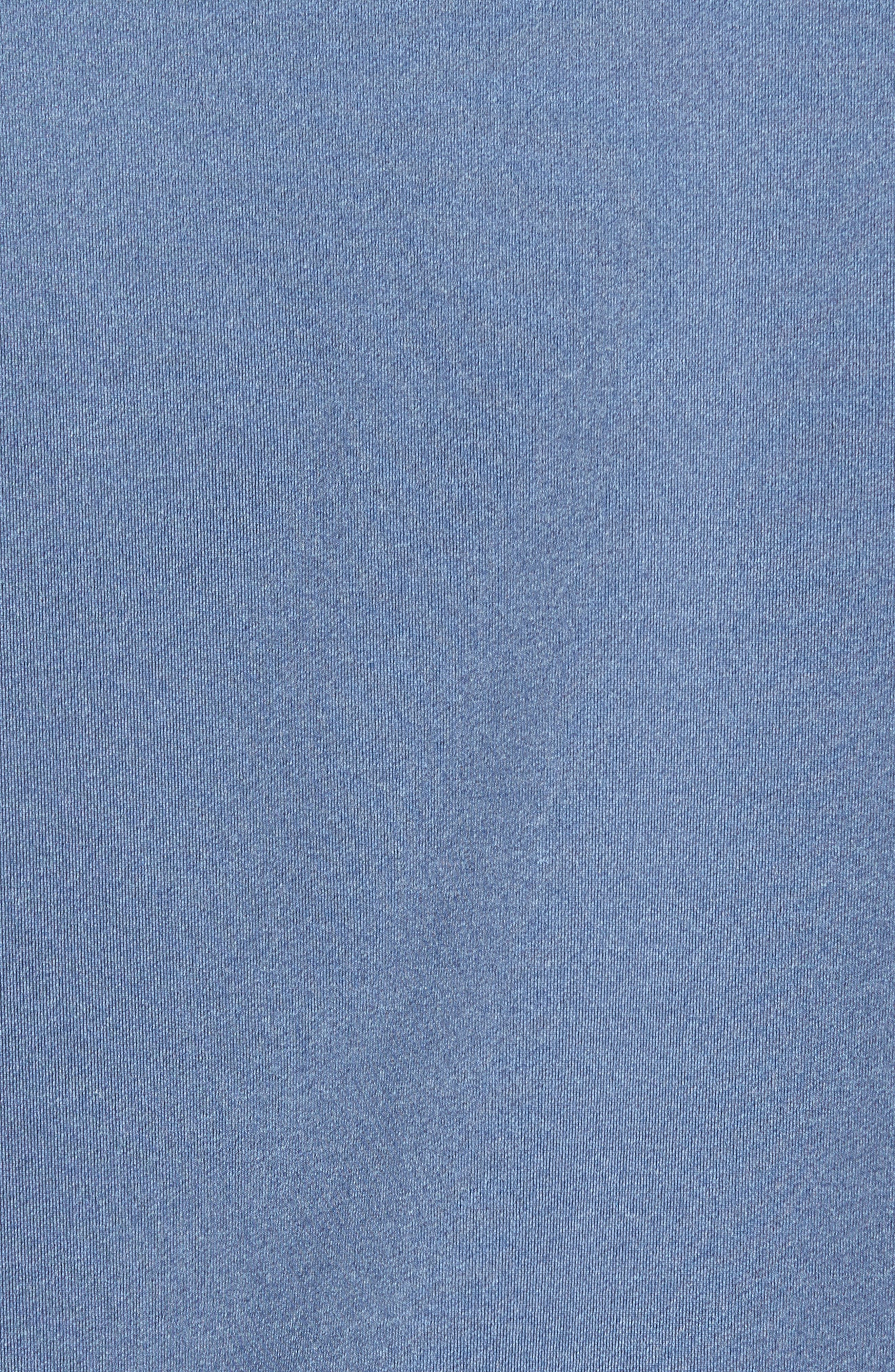 Alternate Image 5  - Peter Millar Perth Quarter Zip Stretch Pullover