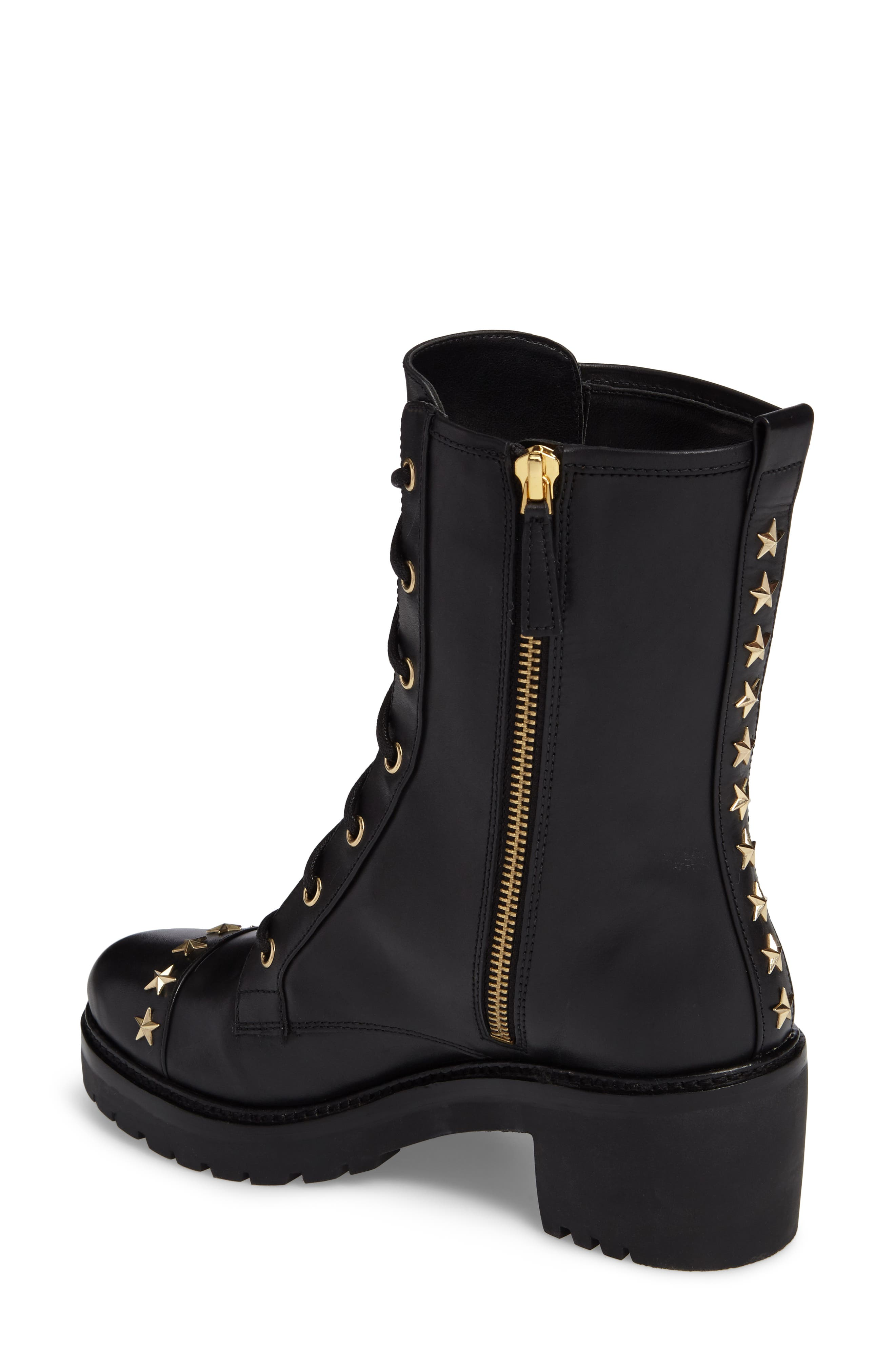 Alternate Image 2  - MICHAEL Michael Kors Cody Combat Boot (Women)