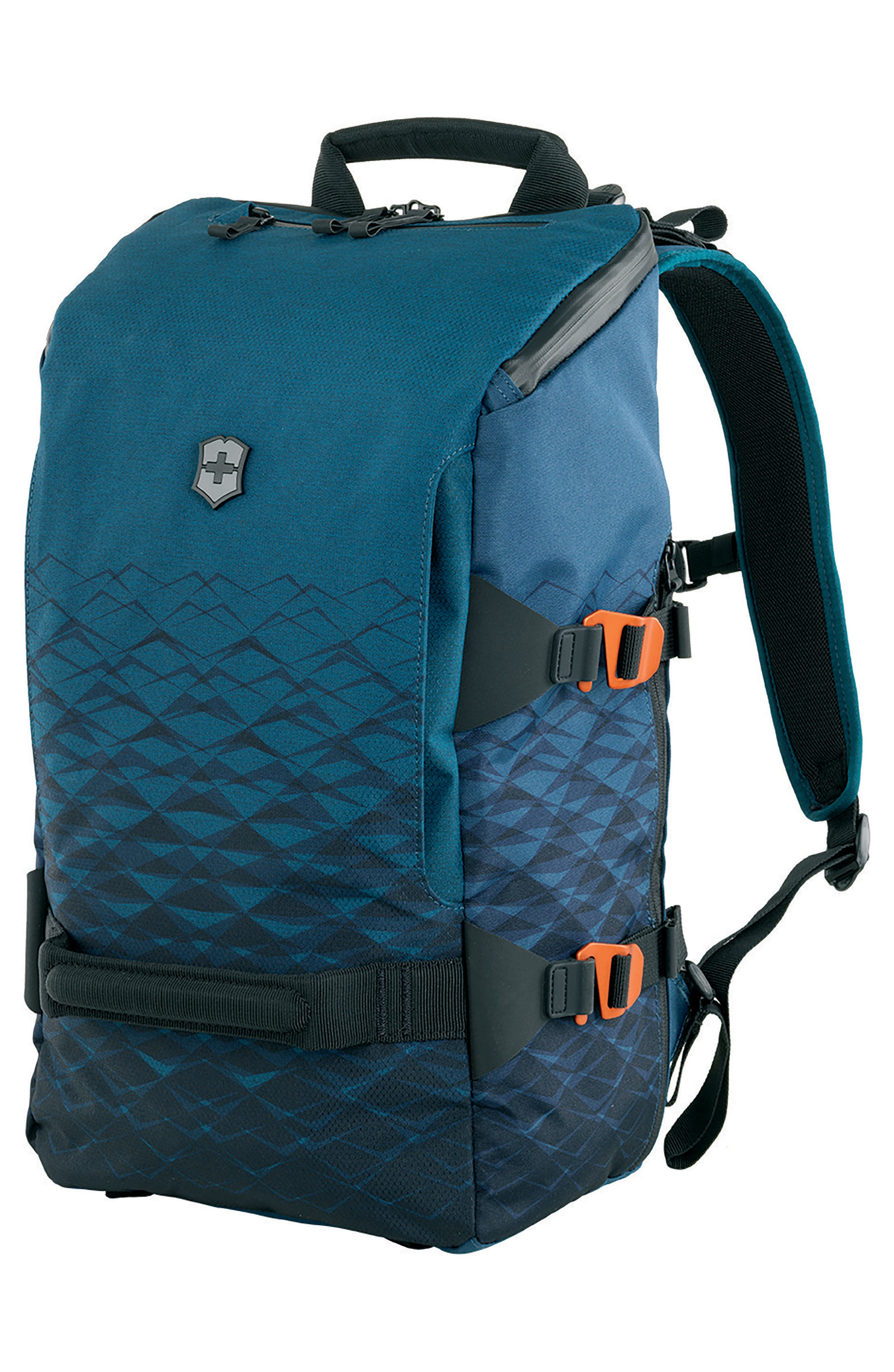 VX Touring Backpack,                             Alternate thumbnail 3, color,                             Dark Teal