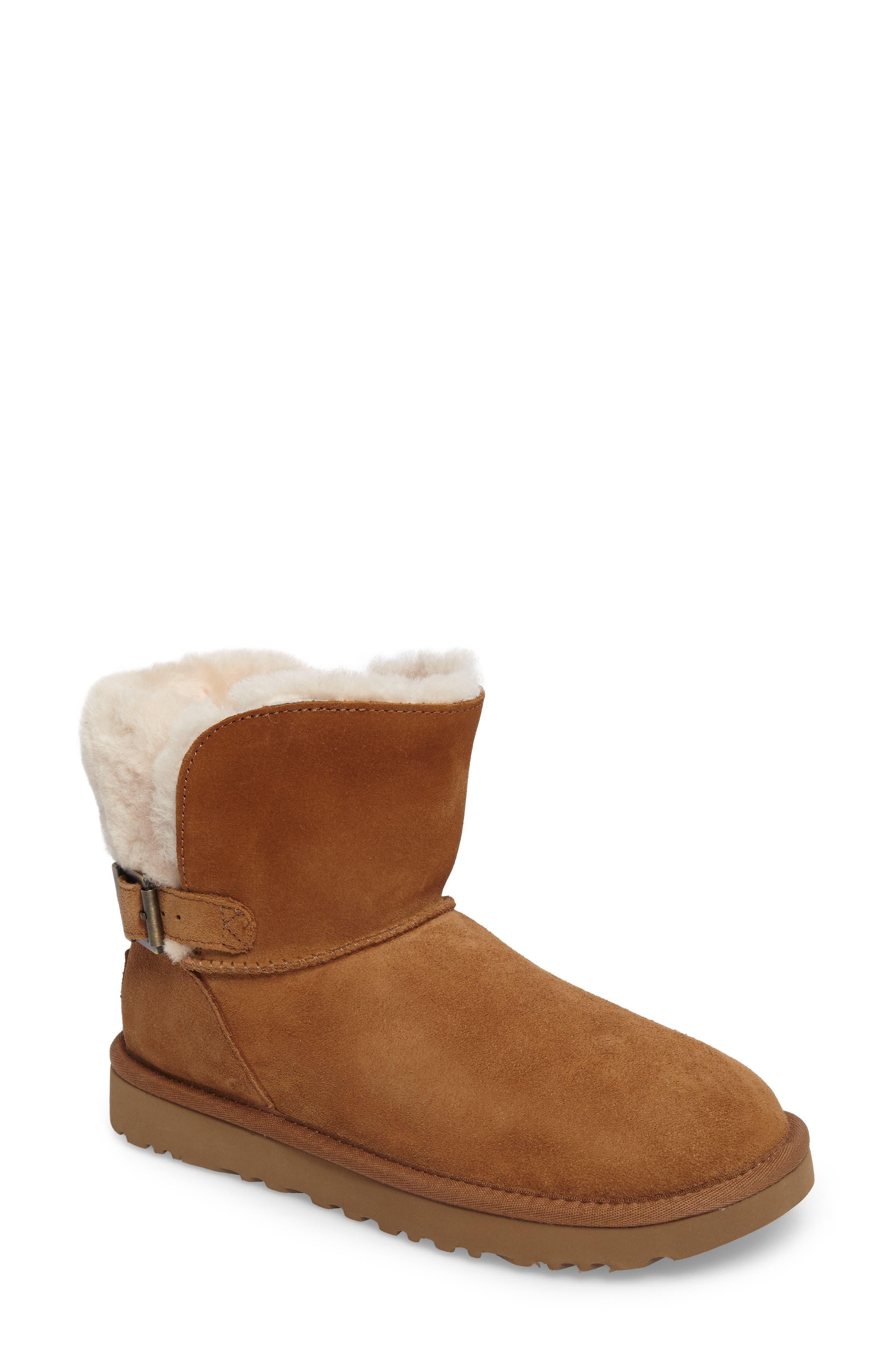 Karel Boot,                         Main,                         color, Chestnut Suede
