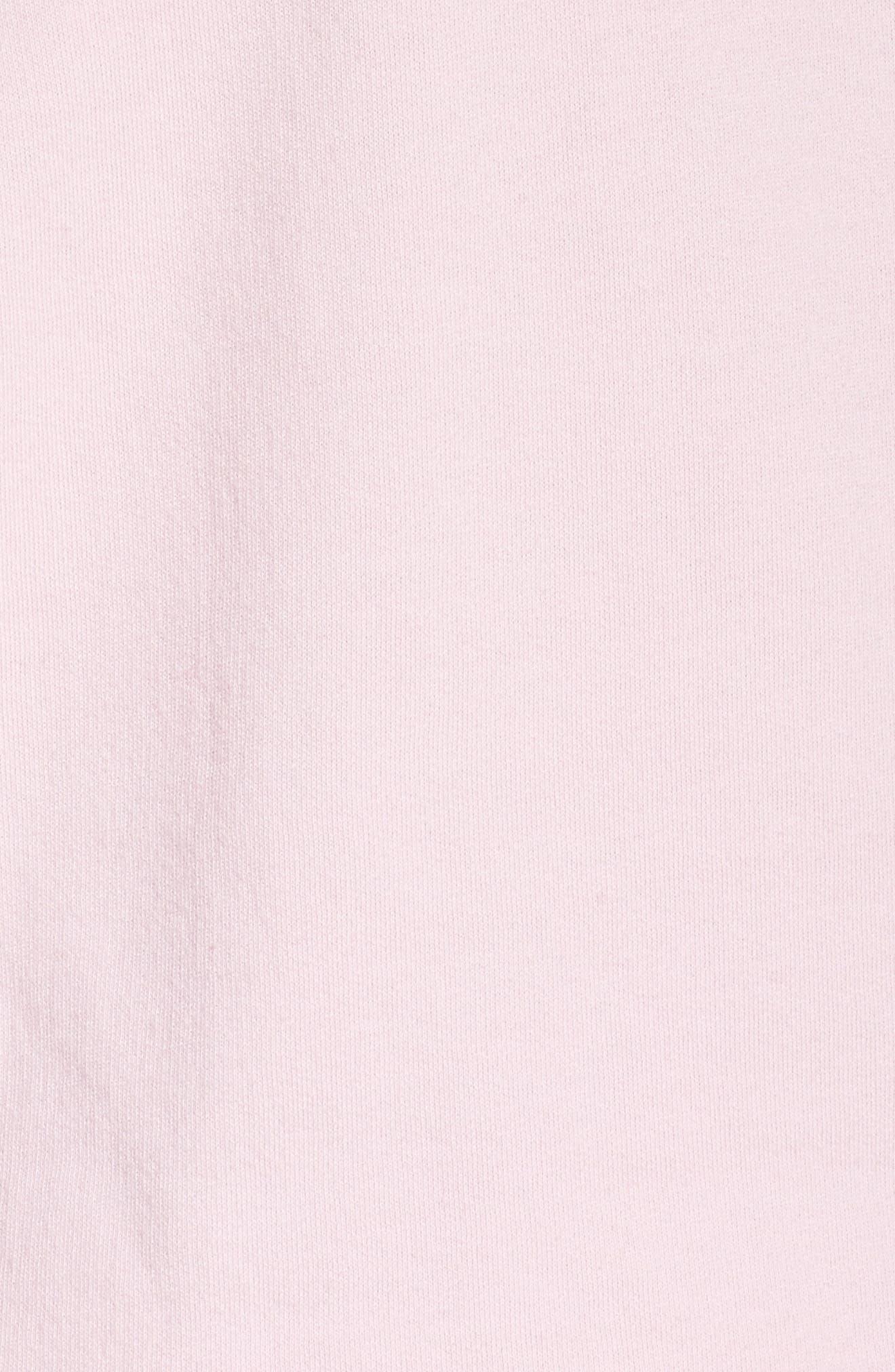 Brunette Crewneck Sweatshirt,                             Alternate thumbnail 7, color,                             Pink