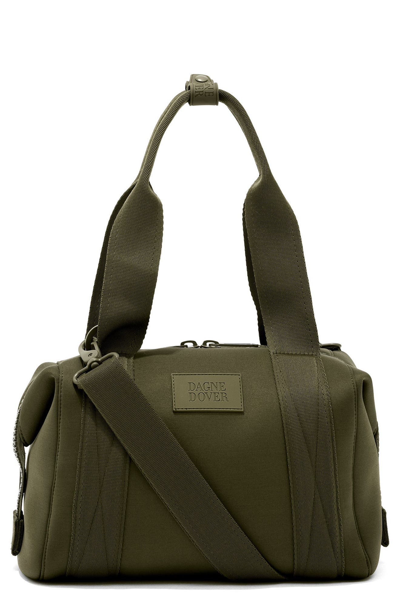 365 SMALL LANDON CARRYALL DUFFEL BAG - GREEN