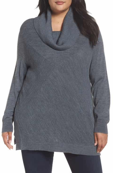 Women's Grey Cowl Neck Sweaters | Nordstrom