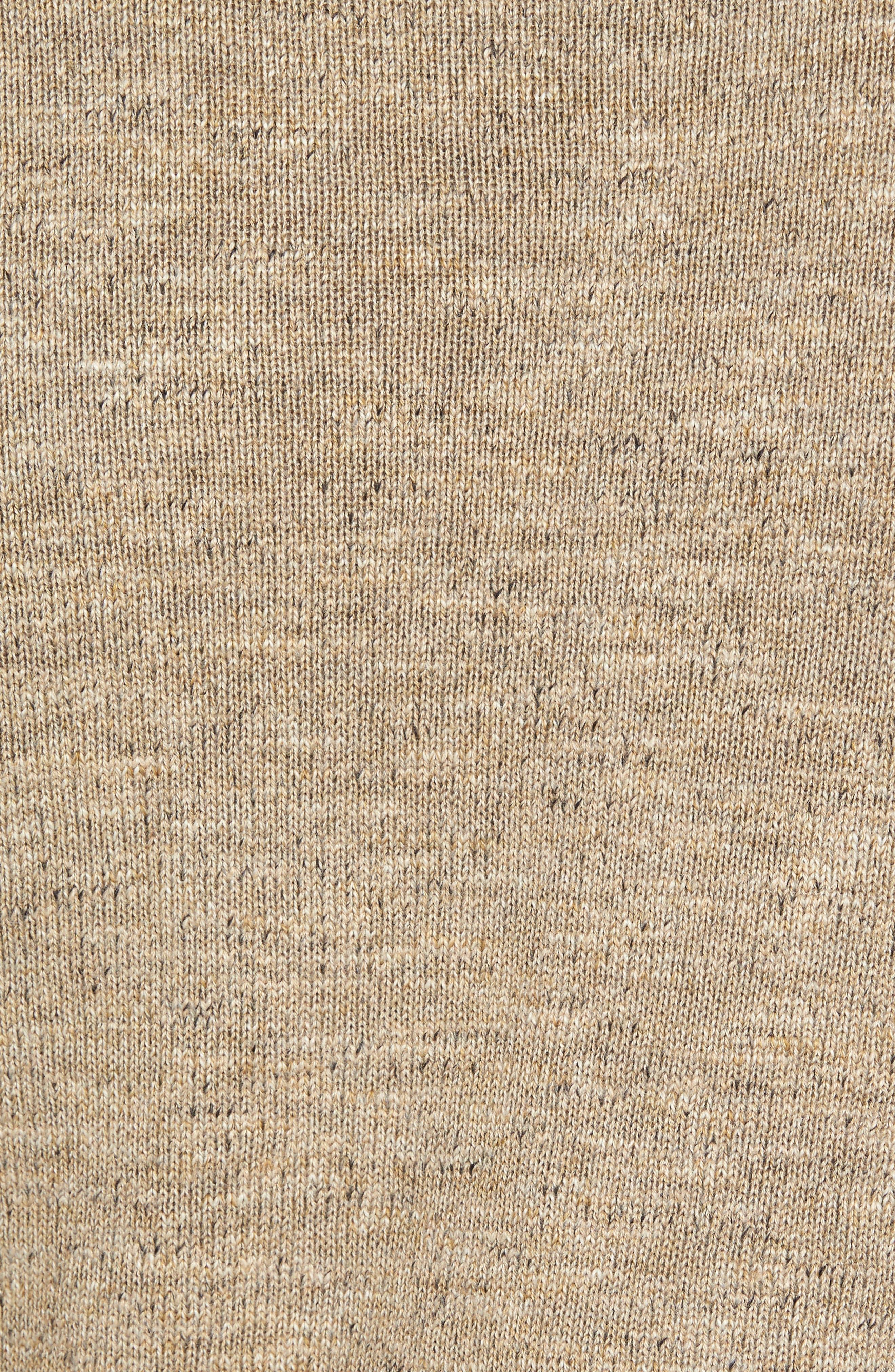 Alternate Image 4  - Tommy Bahama Gran Rey Flip Reversible Cotton & Wool Sweater
