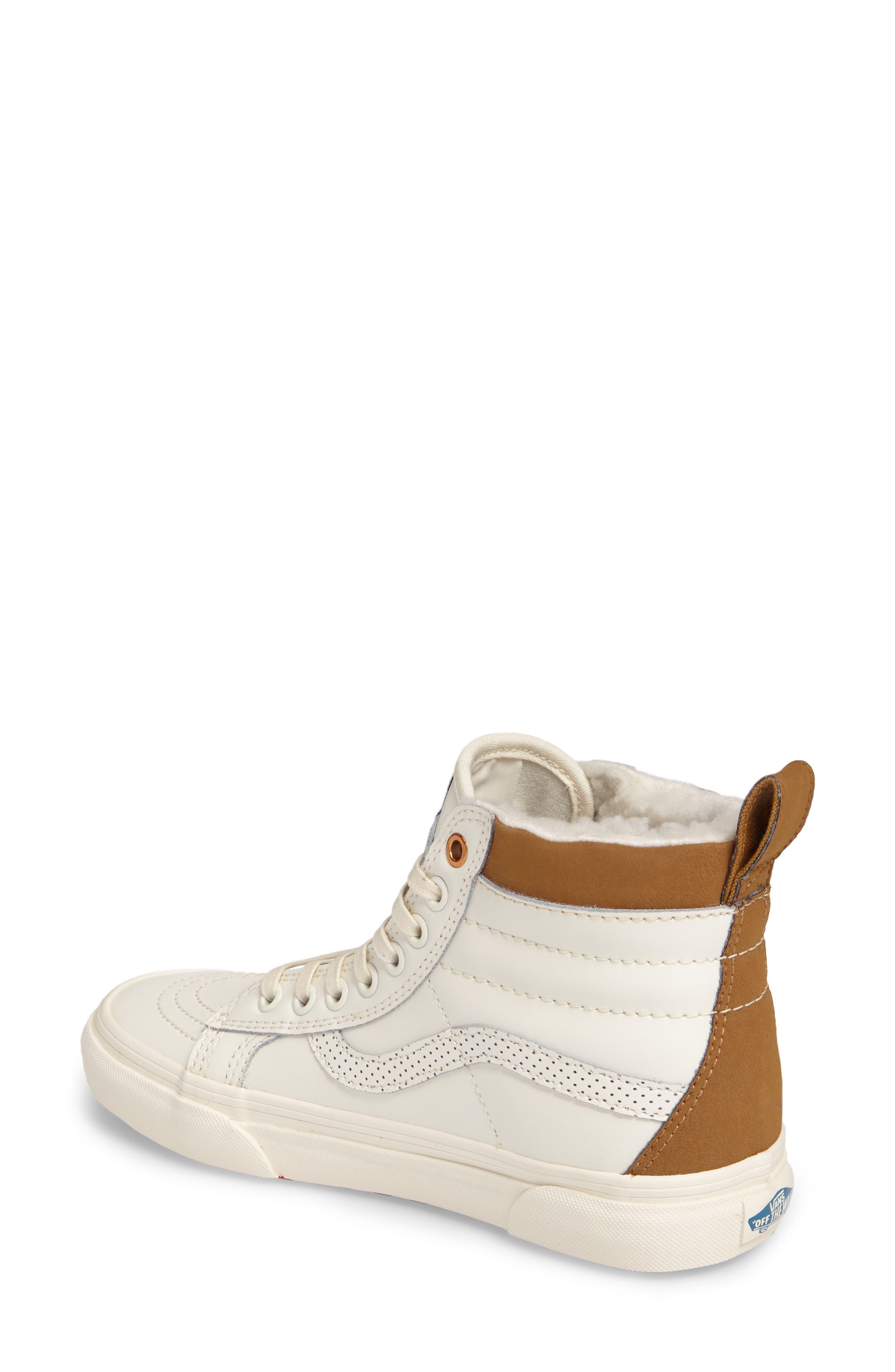 Alternate Image 2  - Vans Sk-8 Hi MTE Sneaker (Women)
