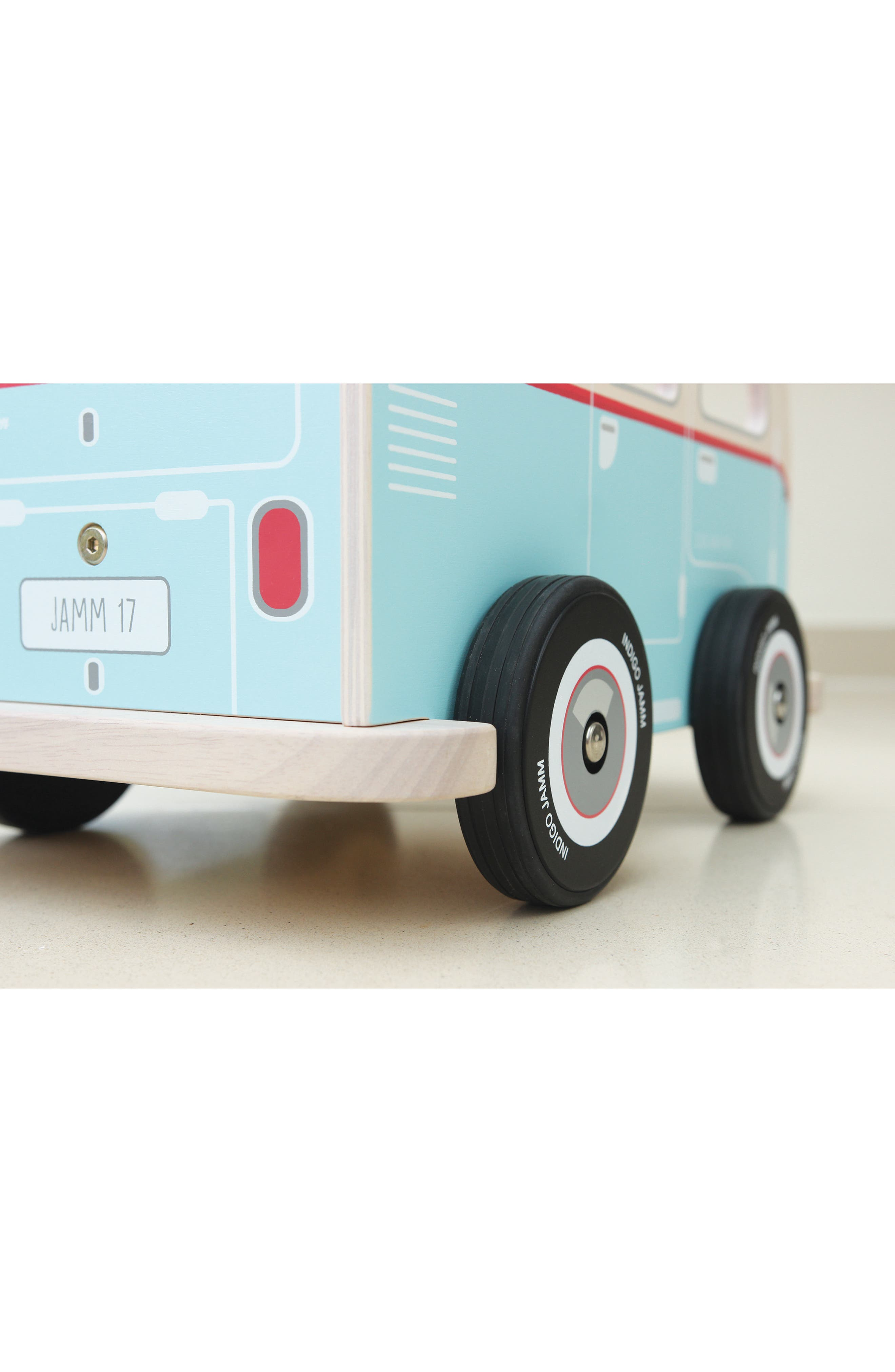 Alternate Image 4  - Indigo Jamm Van Push Toy