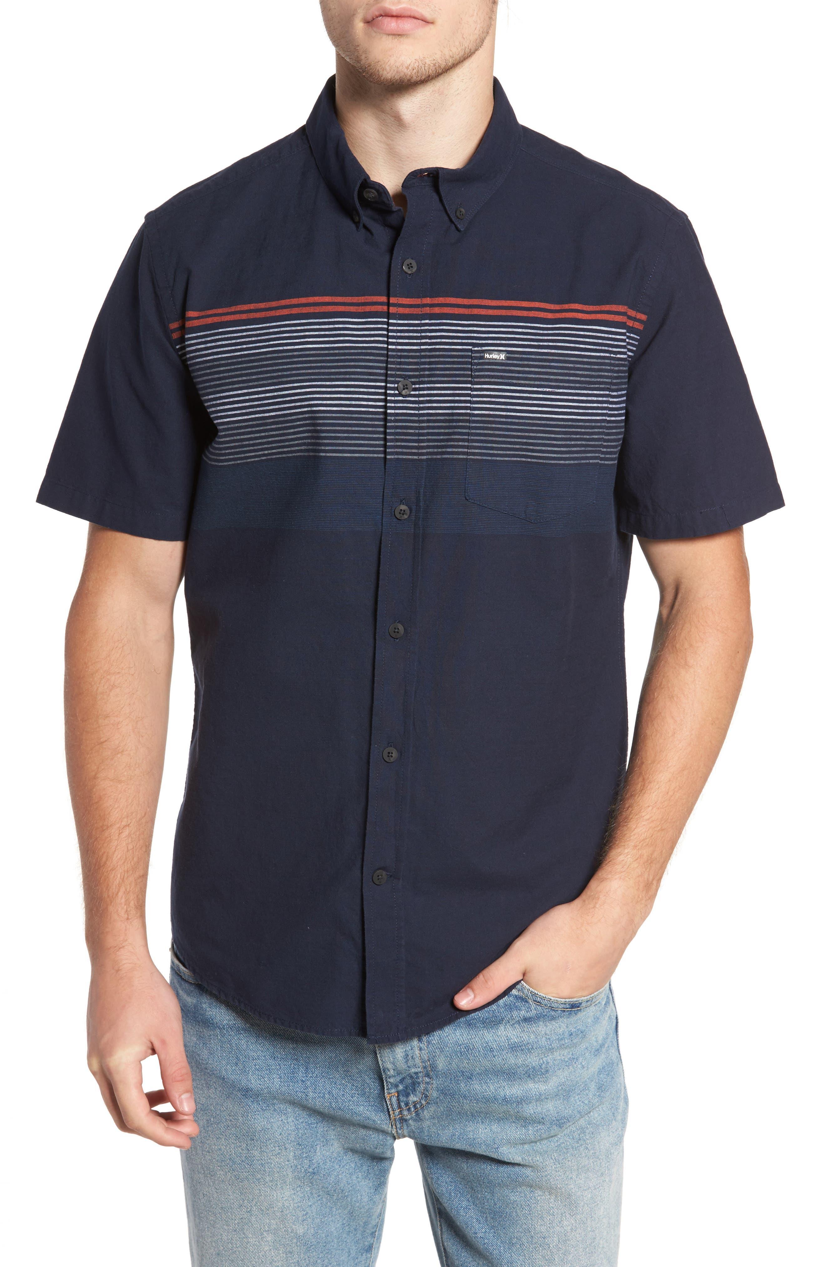 Hurley Paradise Coves Woven Shirt