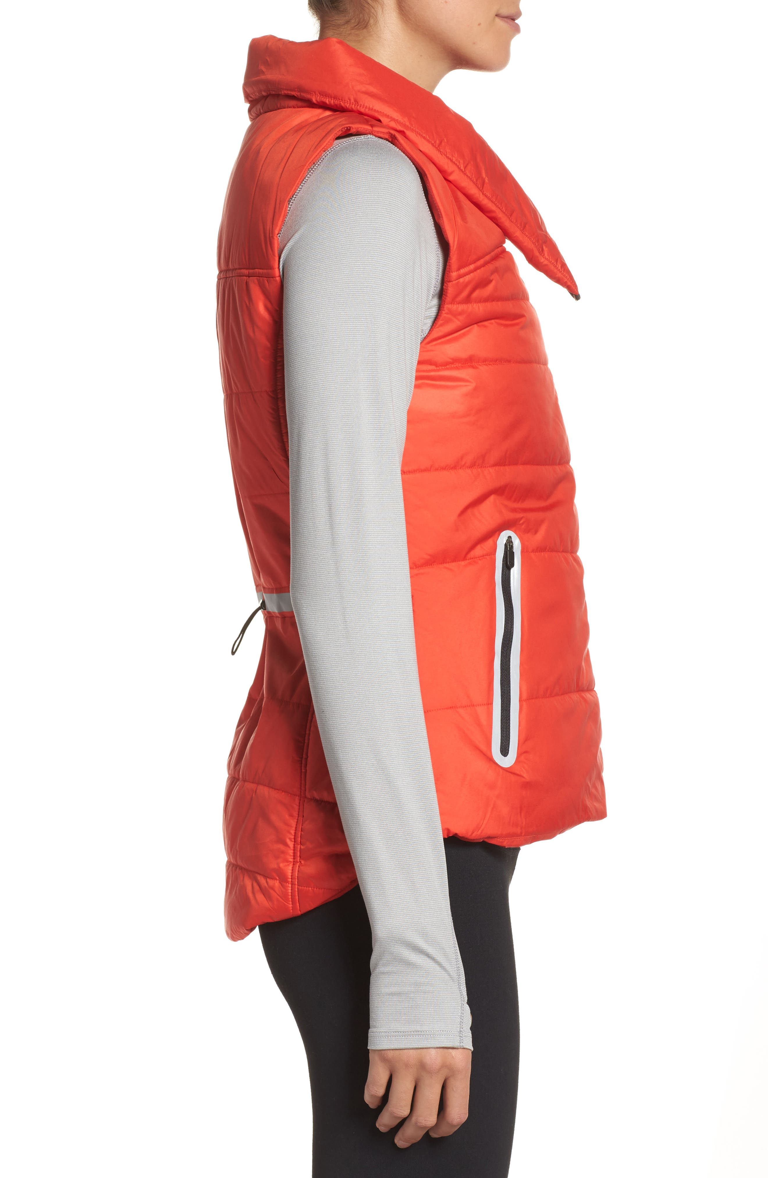 Alternate Image 3  - Zella Dynamic PrimaLoft® Vest