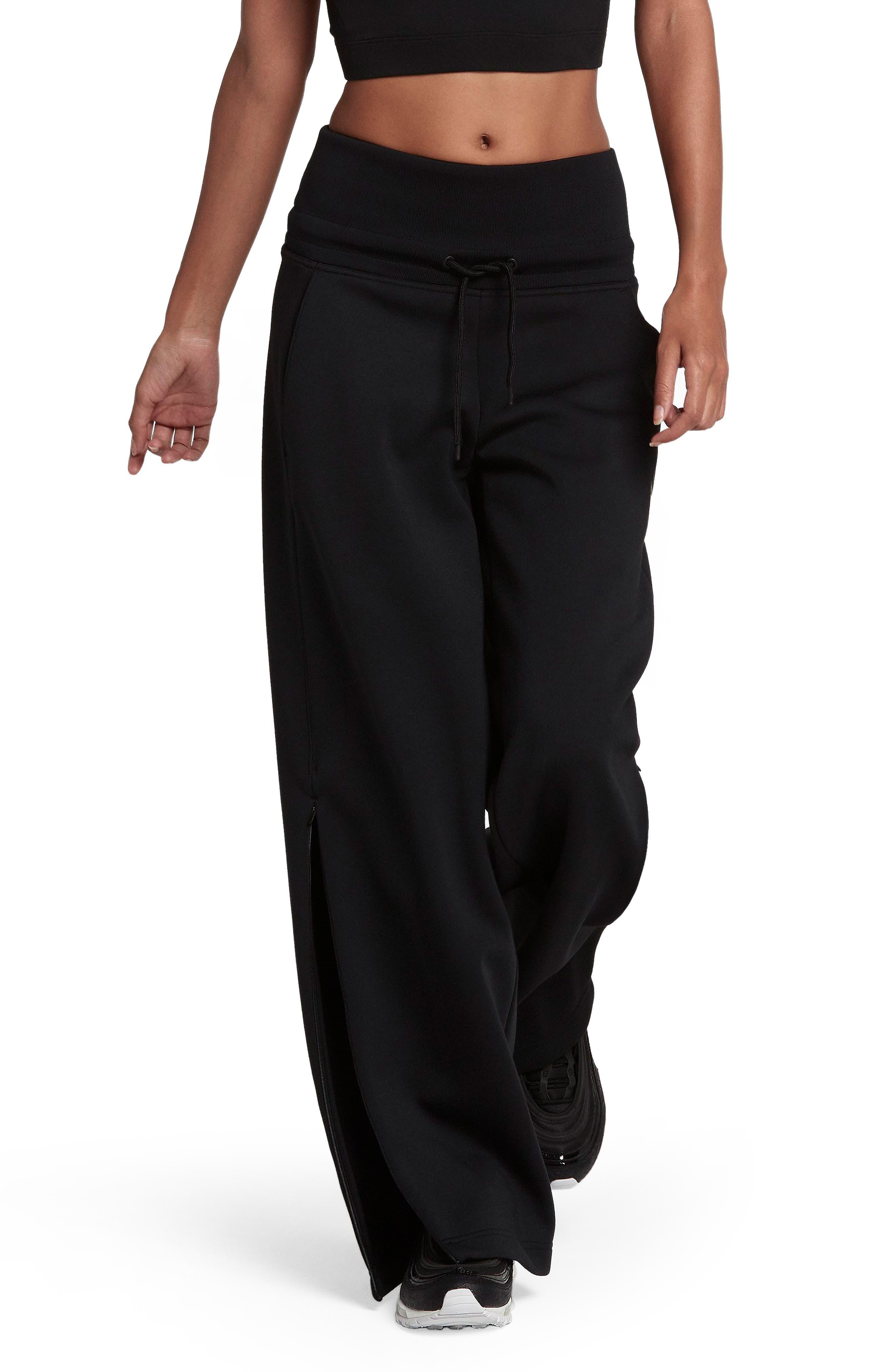 Lab NK One Wide Leg Pants,                         Main,                         color, Black