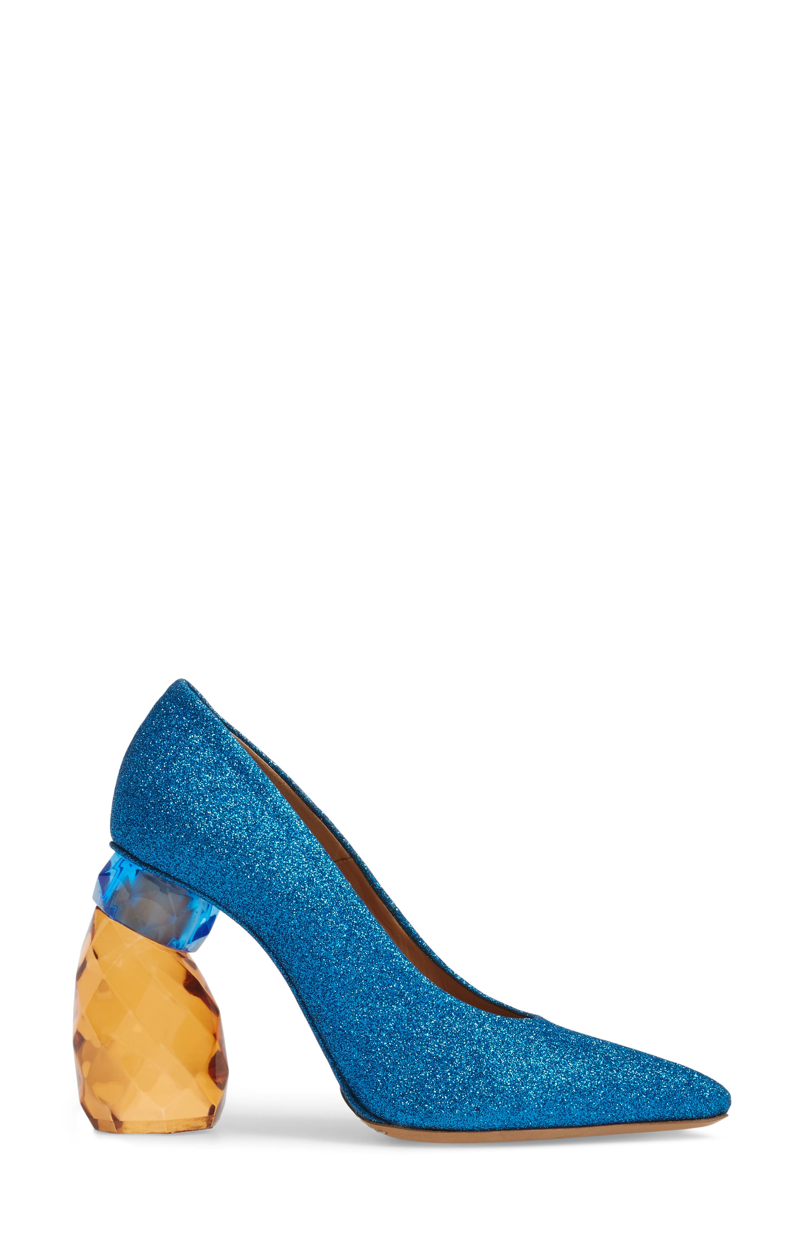 Alternate Image 3  - Dries Van Noten Jewel Heel Pump (Women)