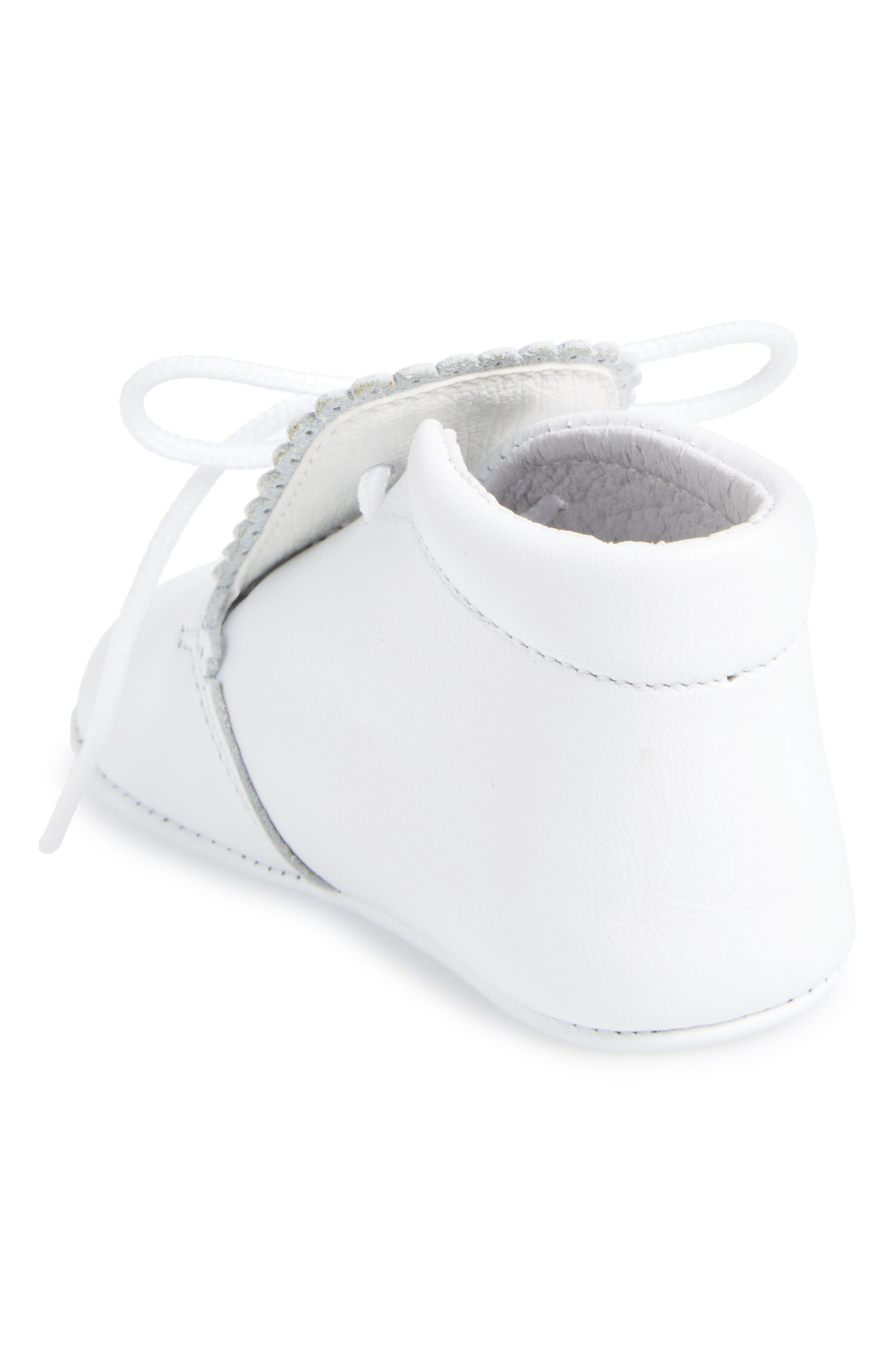 Alternate Image 2  - Carriage Boutique Crib Shoe (Baby)